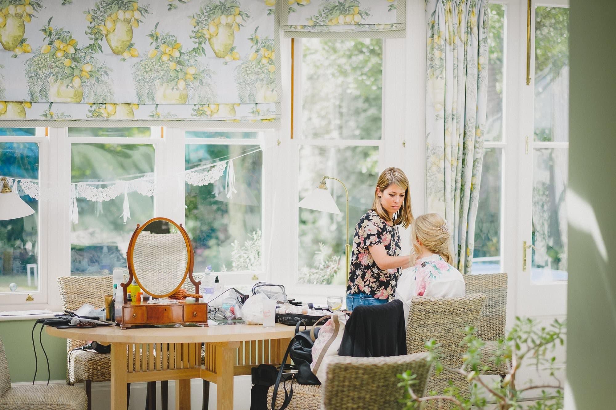 fulham palace wedding photographer 004 - Rosanna + Duncan | Fulham