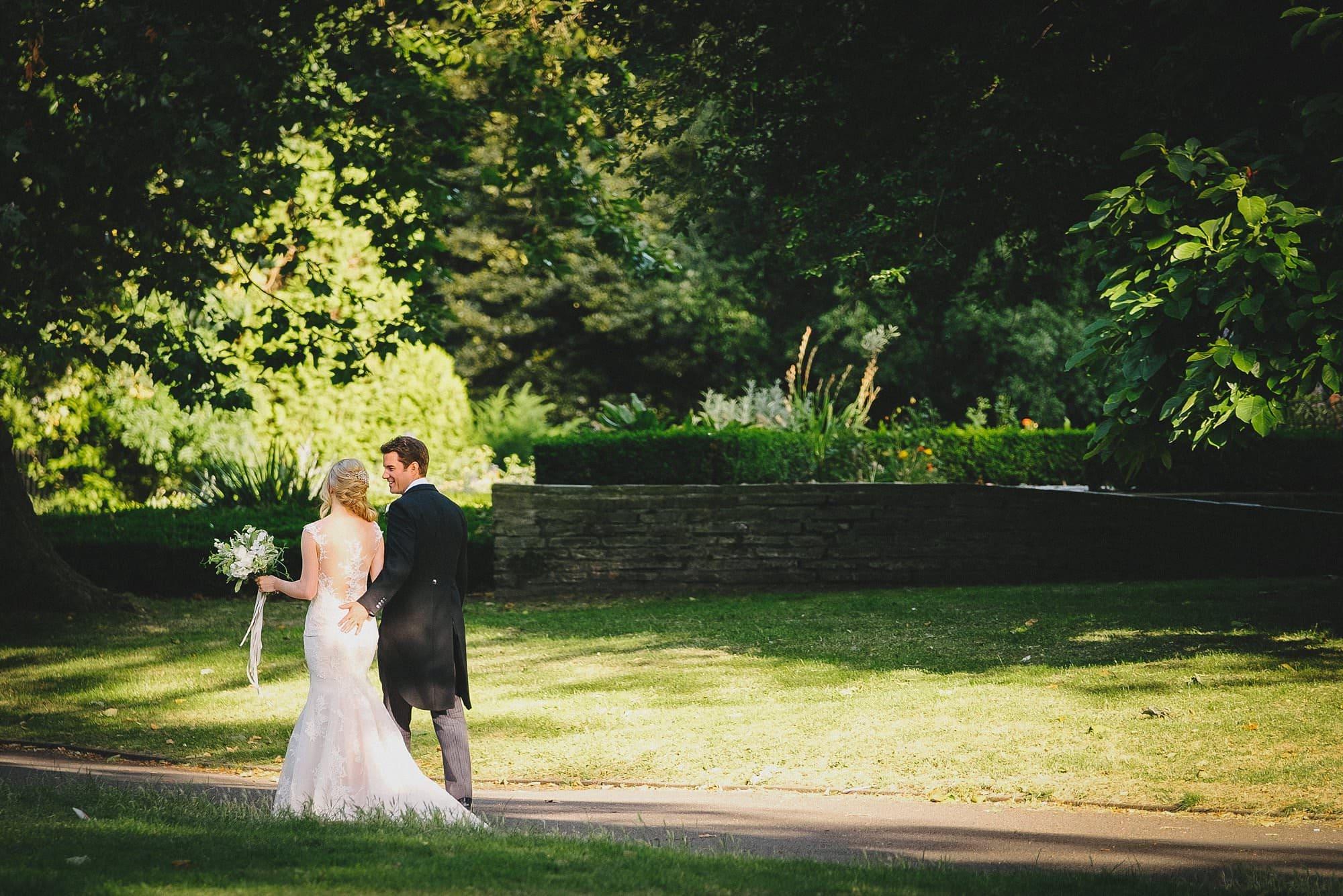 fulham palace wedding photographer 045 - Rosanna + Duncan | Fulham