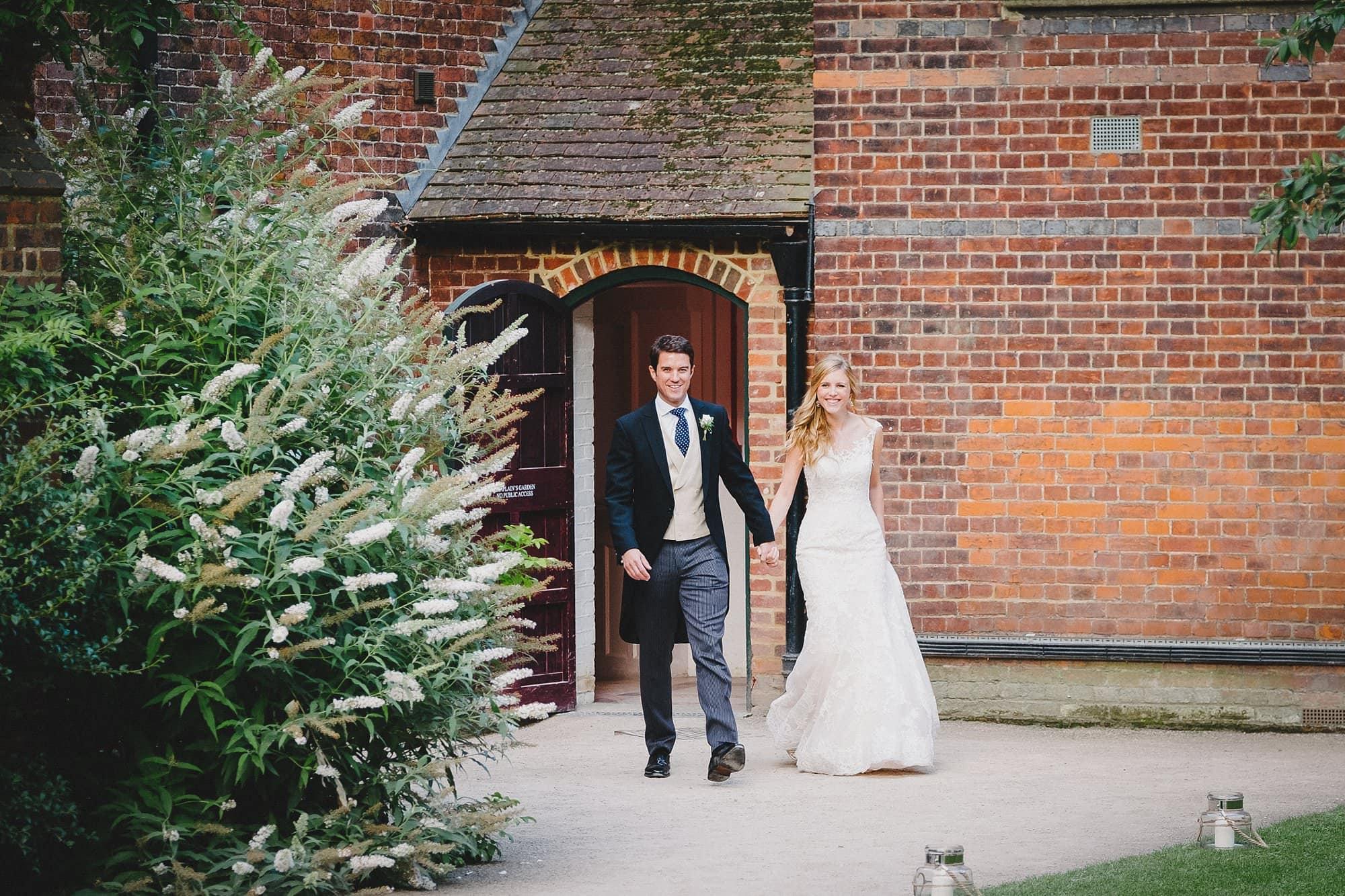 fulham palace wedding photographer 070 - Rosanna + Duncan | Fulham