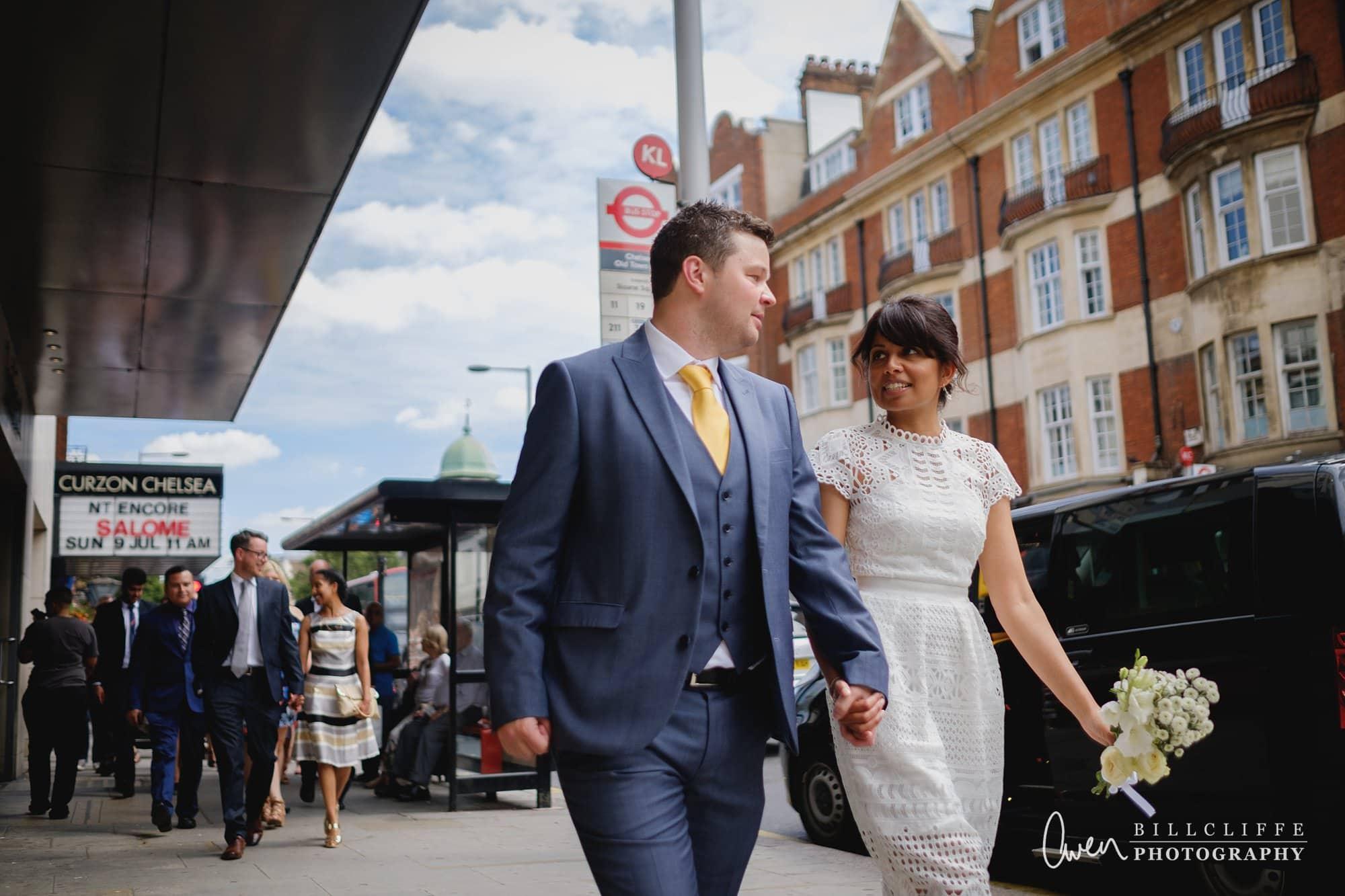 london wedding photographer chelsea old town hall ya 016 - Yasmin + Andy | Chelsea