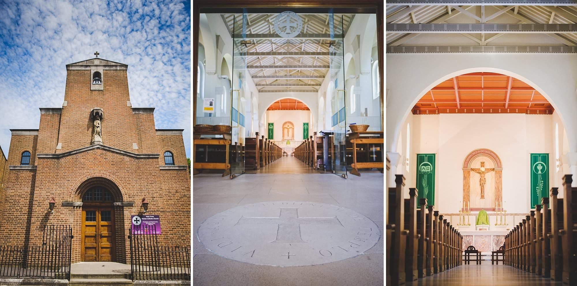 holy cross rc church parsons green wedding photographer 002 - For Couples | Holy Cross Church Wedding Photographer