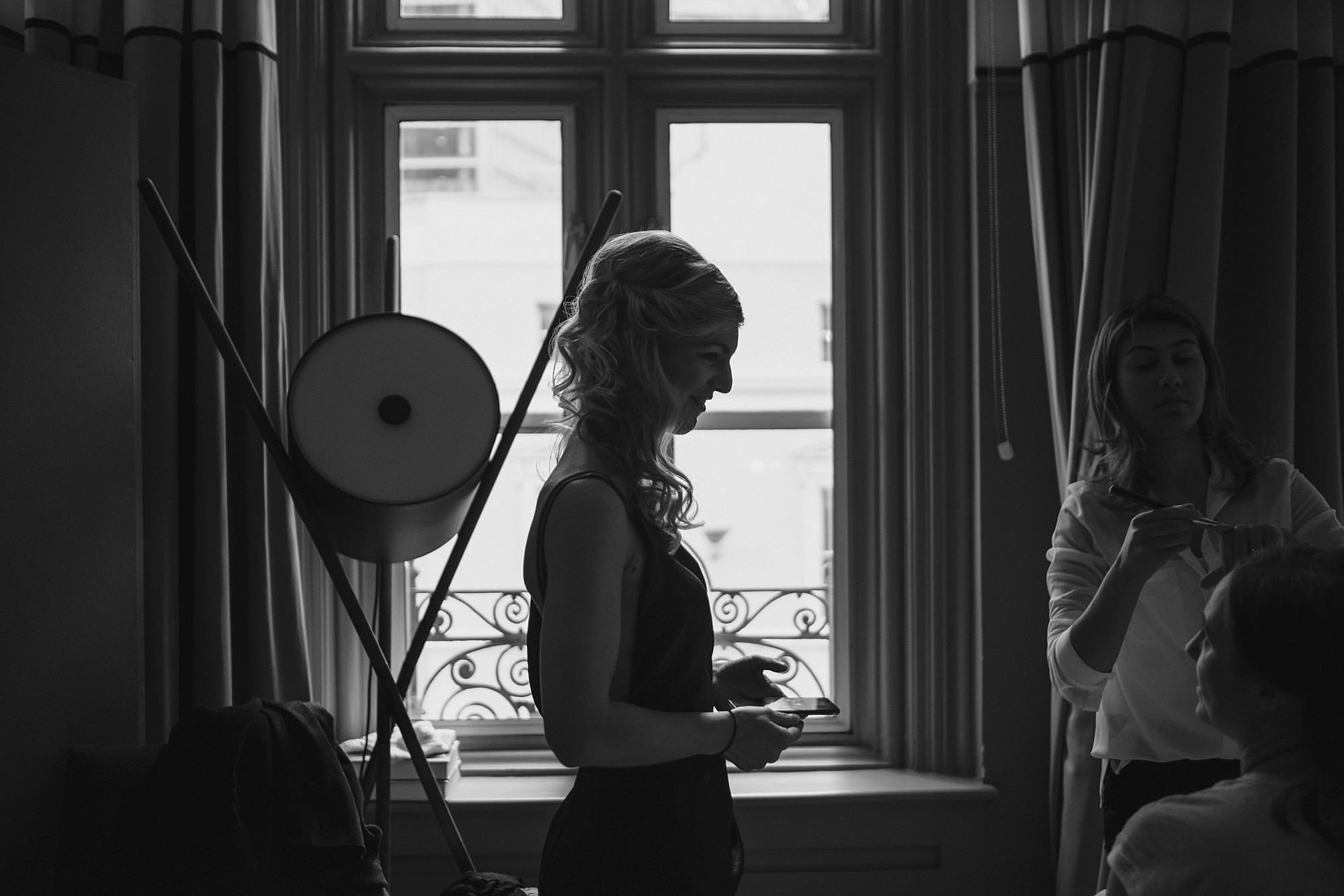 london andaz wedding photographer la 006 - Andaz Liverpool Street Wedding Photographer | Lauren & Alex