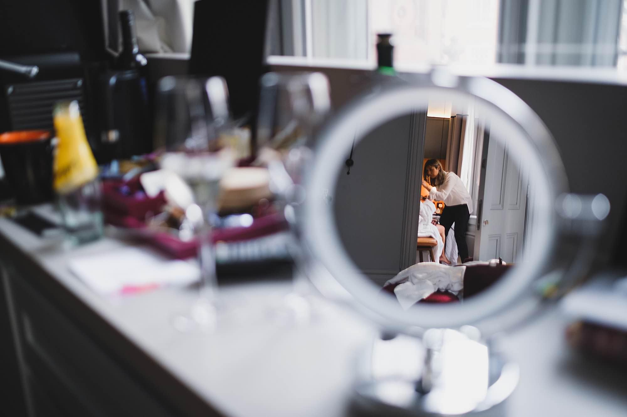 london andaz wedding photographer la 008 - Andaz Liverpool Street Wedding Photographer | Lauren & Alex