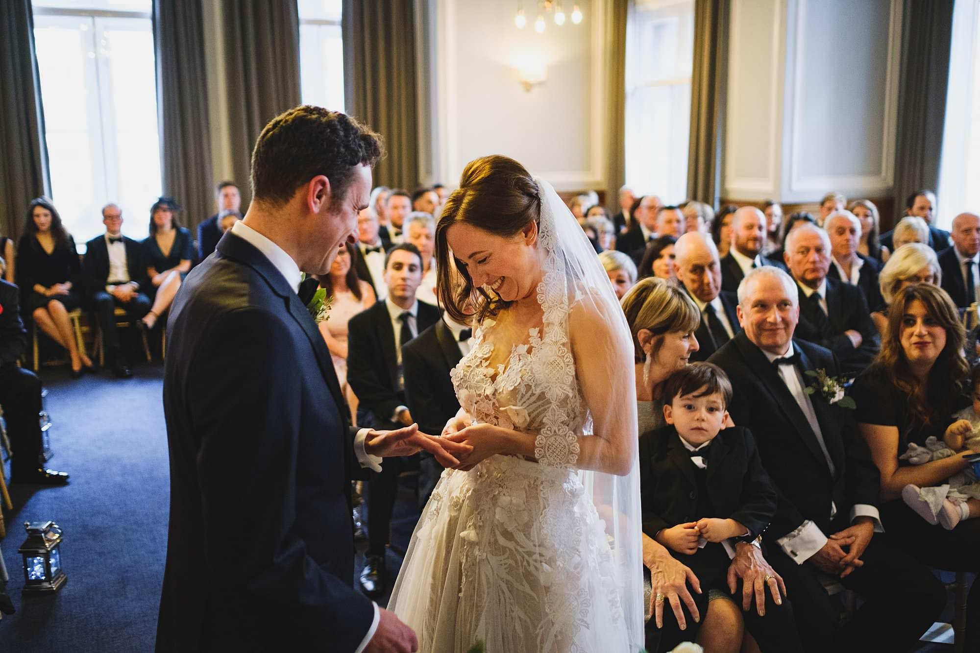 london andaz wedding photographer la 036 - Andaz Liverpool Street Wedding Photographer | Lauren & Alex