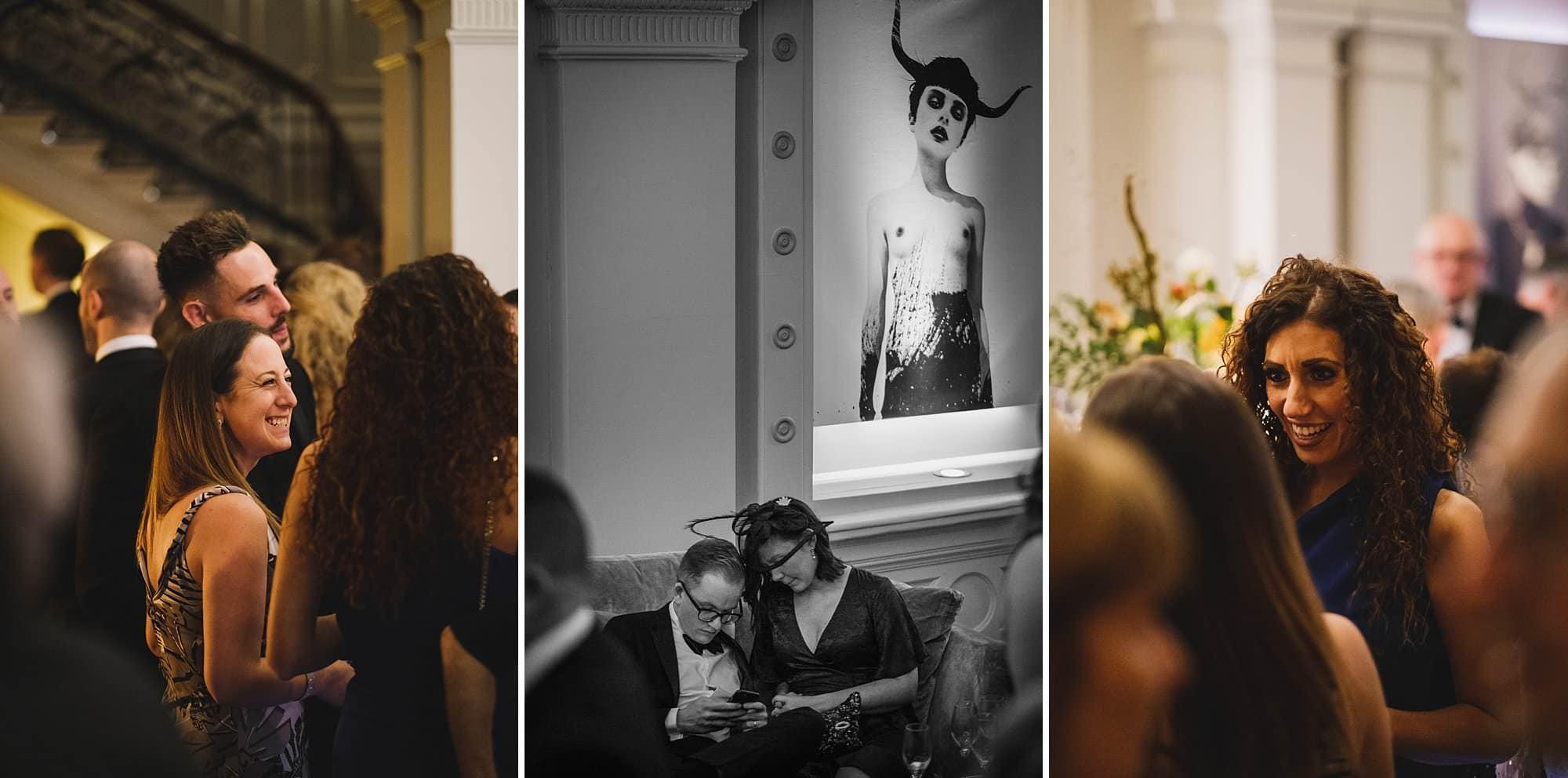 london andaz wedding photographer la 049 - Andaz Liverpool Street Wedding Photographer | Lauren & Alex