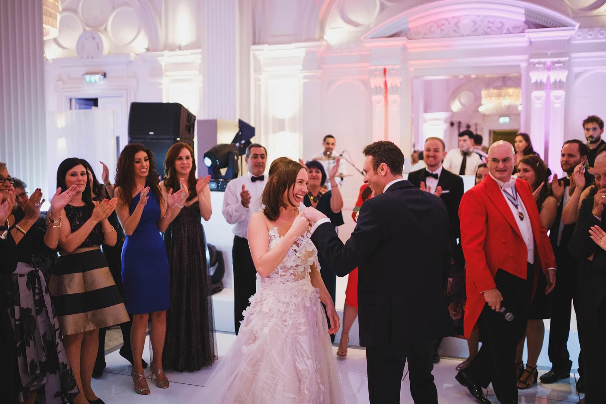 london andaz wedding photographer la 057 - Andaz Liverpool Street Wedding Photographer | Lauren & Alex