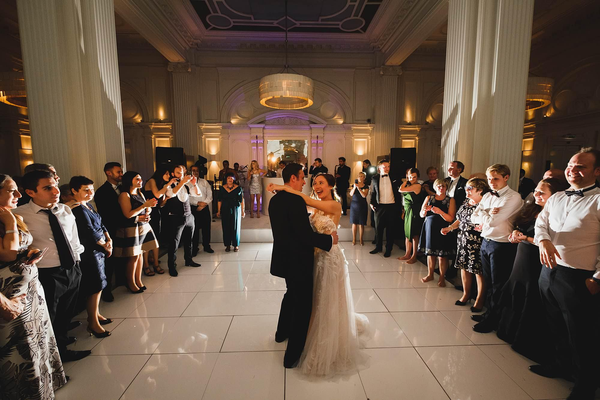 london andaz wedding photographer la 108 - Andaz Liverpool Street Wedding Photographer | Lauren & Alex