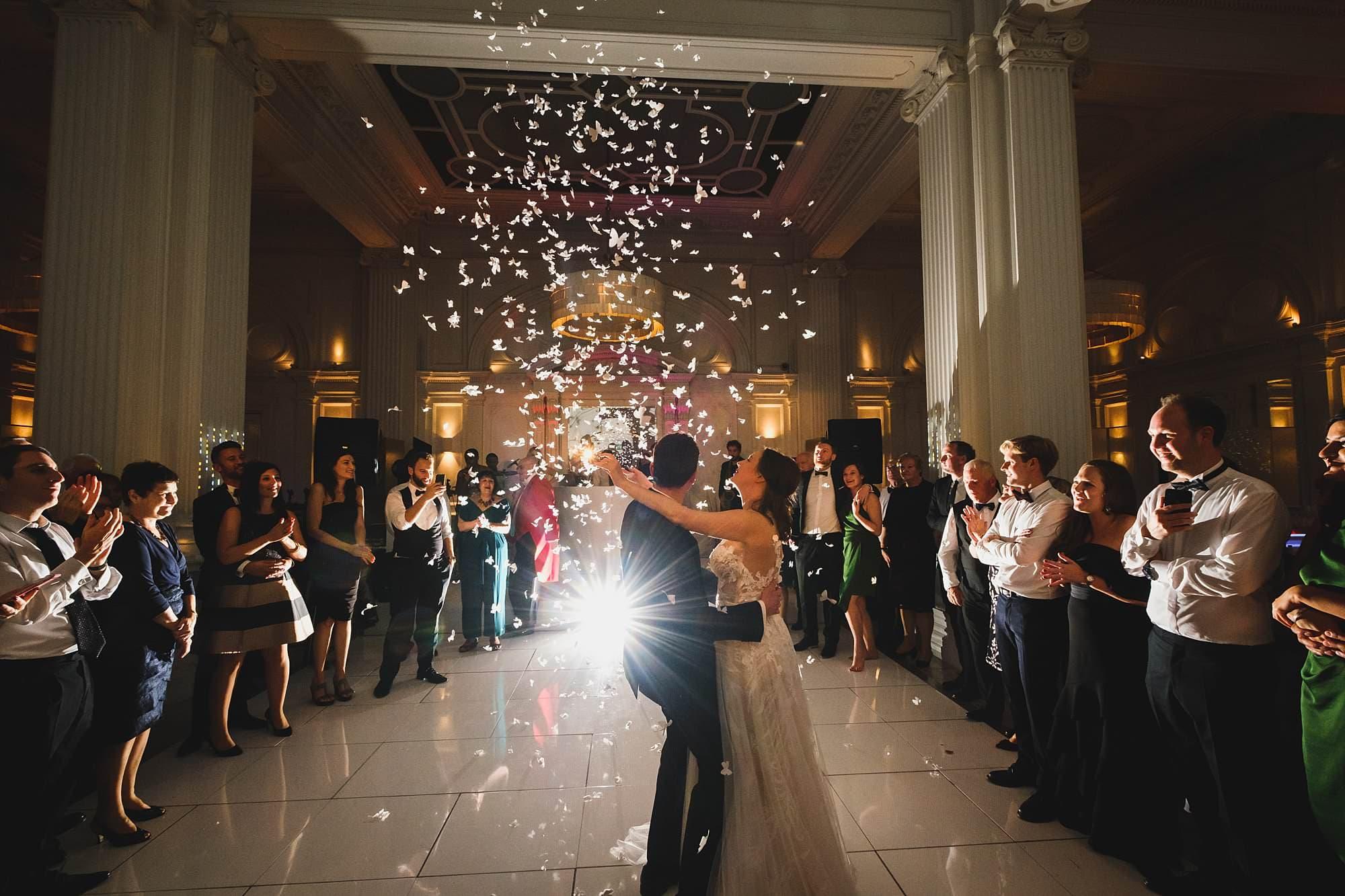 london andaz wedding photographer la 109 - Andaz Liverpool Street Wedding Photographer | Lauren & Alex