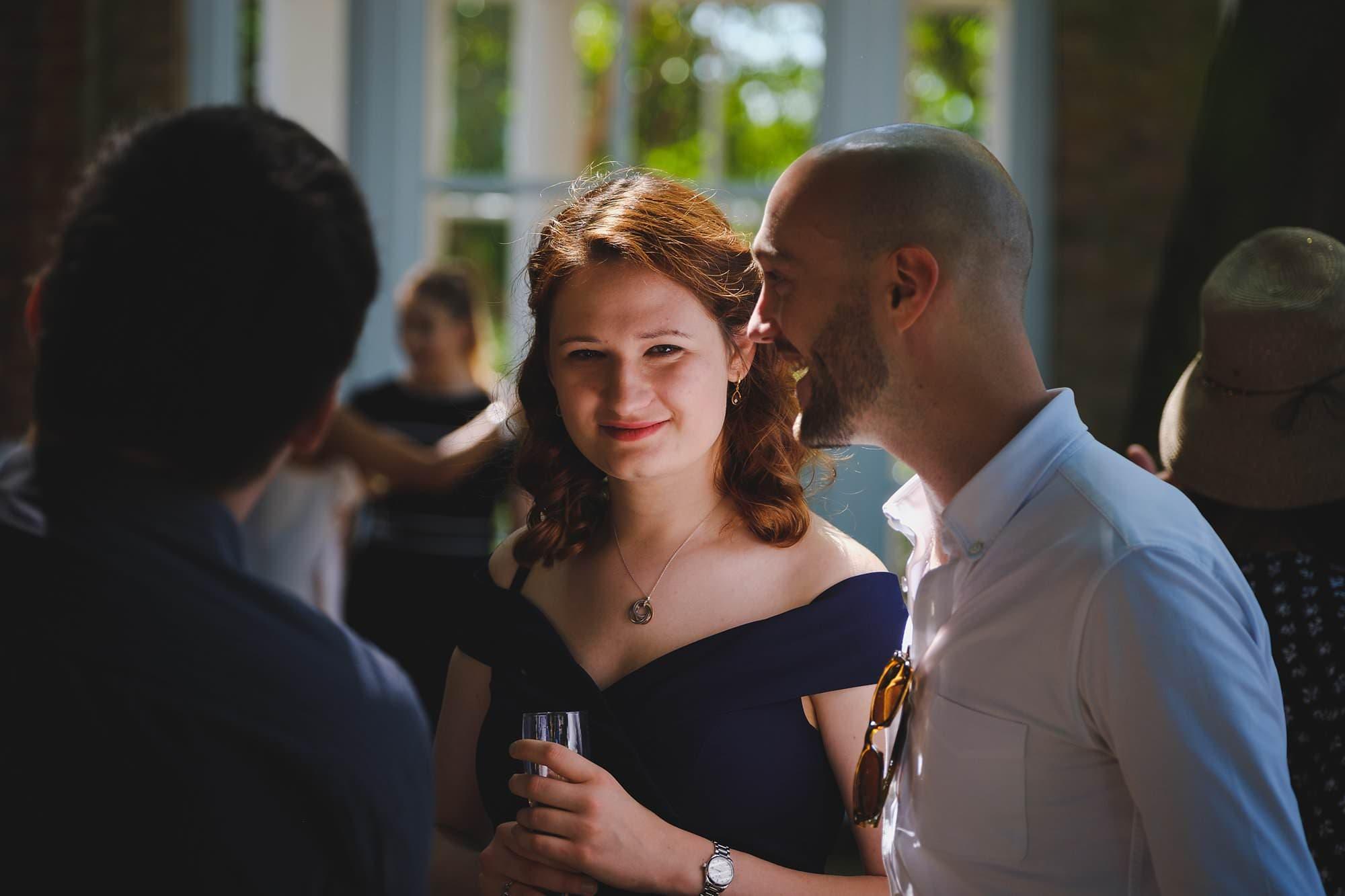 orangery holland park wedding reception 006 - Holland Park Orangery Wedding Photographer | Ayesha & Ritam