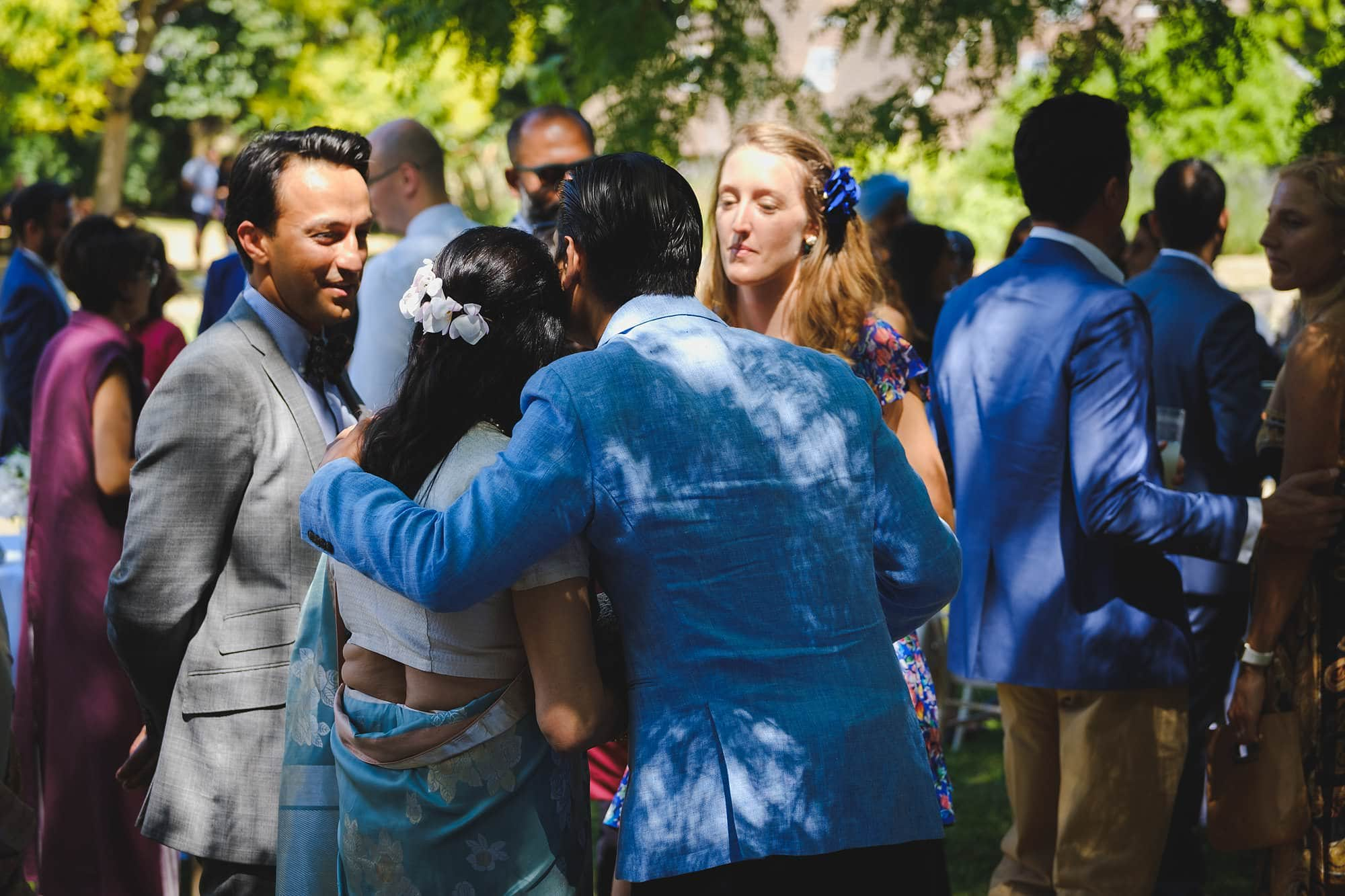 orangery holland park wedding reception 007 - Holland Park Orangery Wedding Photographer | Ayesha & Ritam
