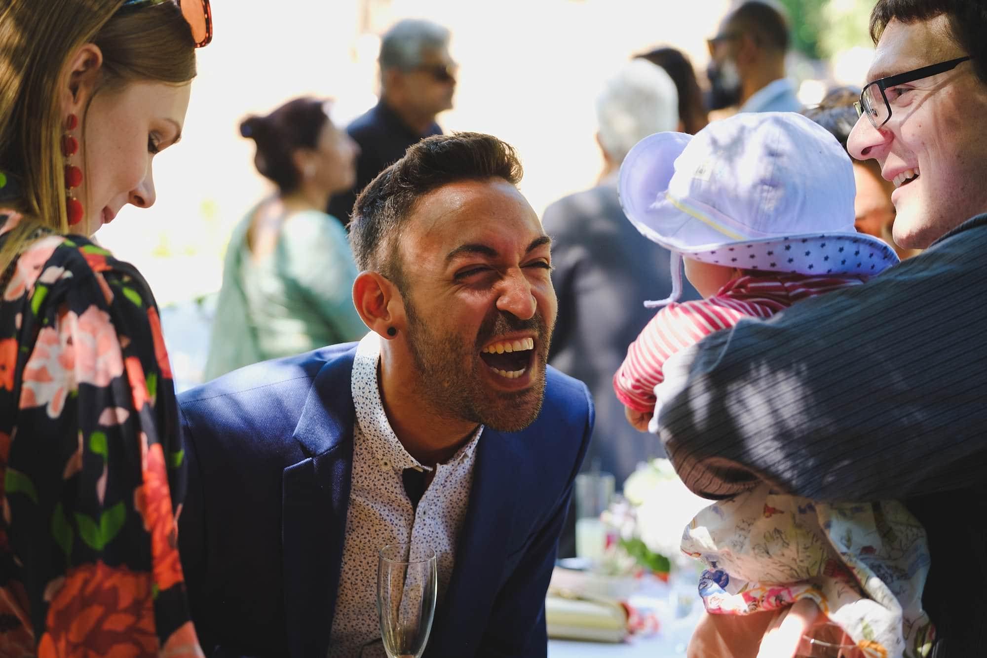orangery holland park wedding reception 023 - Holland Park Orangery Wedding Photographer | Ayesha & Ritam