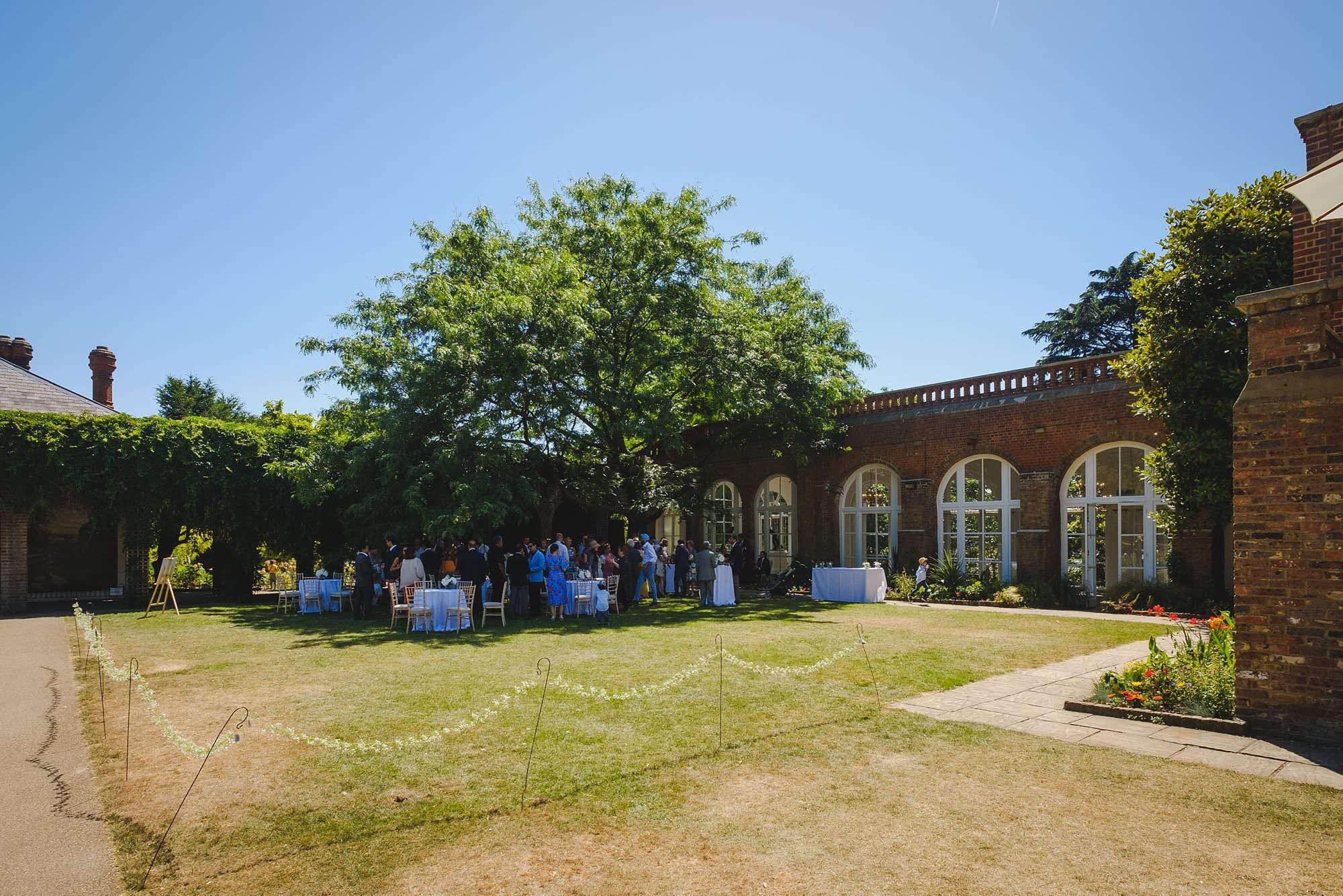 orangery holland park wedding reception 031 - Holland Park Orangery Wedding Photographer | Ayesha & Ritam