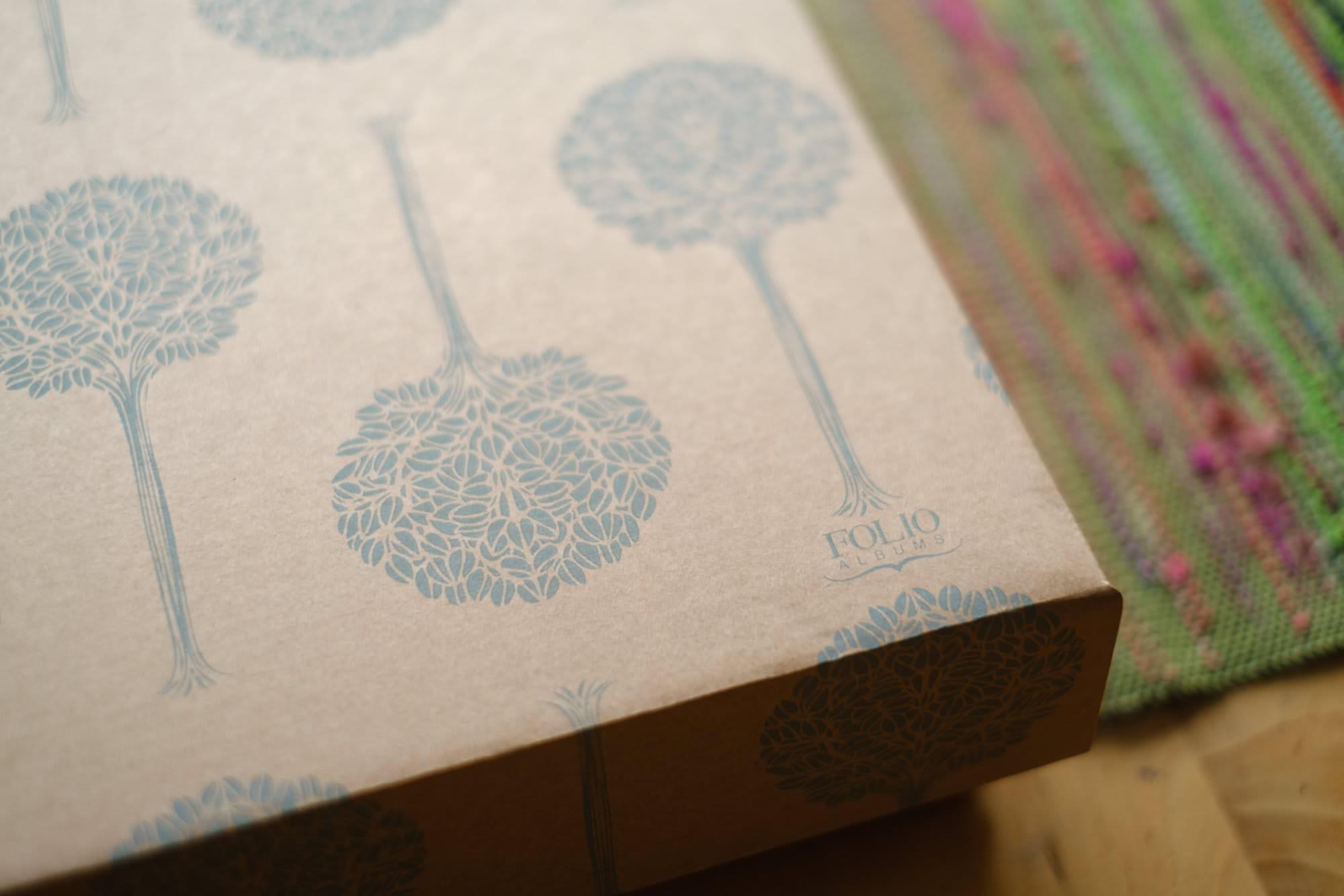 Folio Fine Art Wedding LandA 005 - For Couples | A beautiful wedding album from Folio Albums