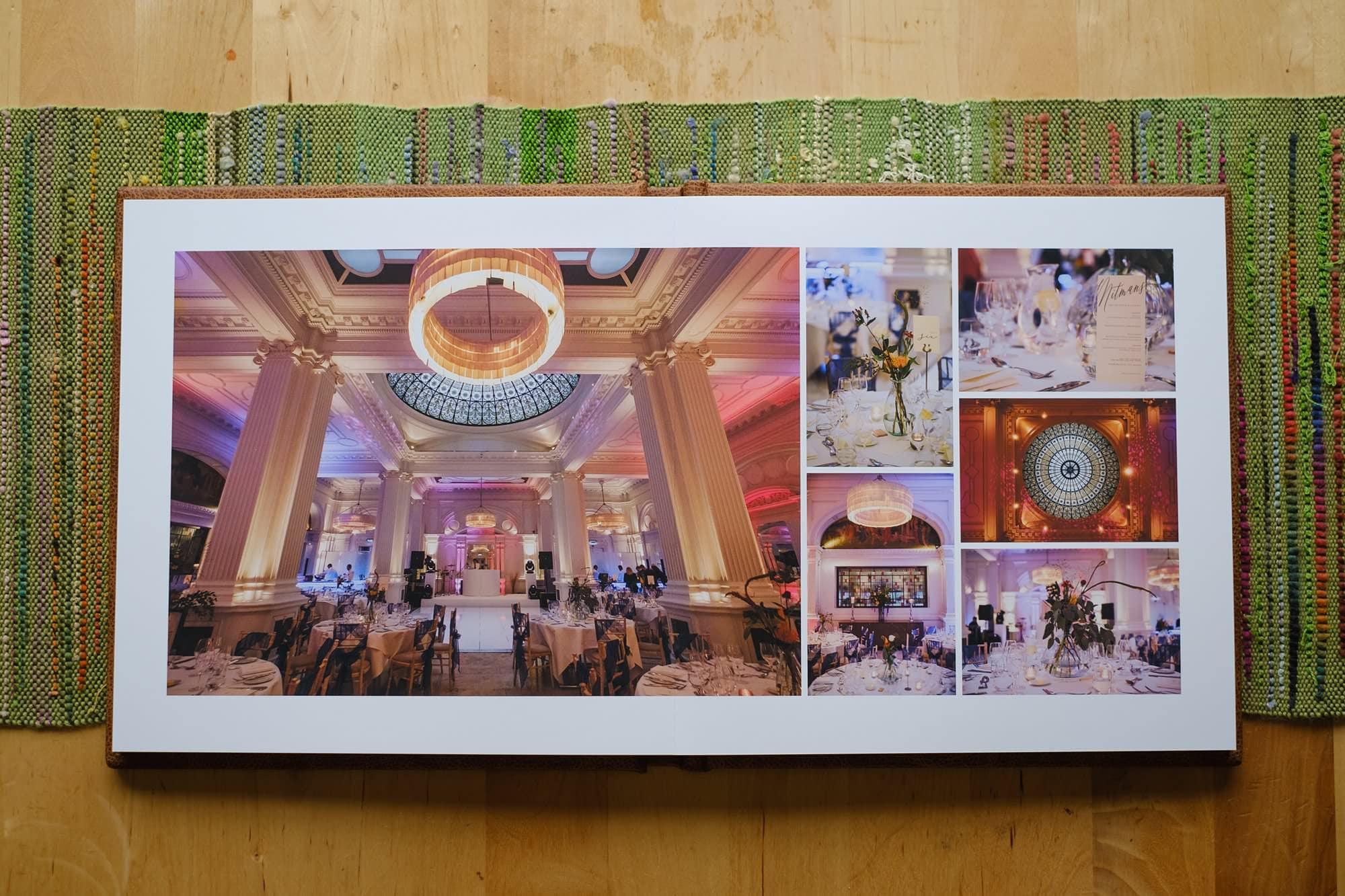 Folio Fine Art Wedding LandA 035 - For Couples | A beautiful wedding album from Folio Albums