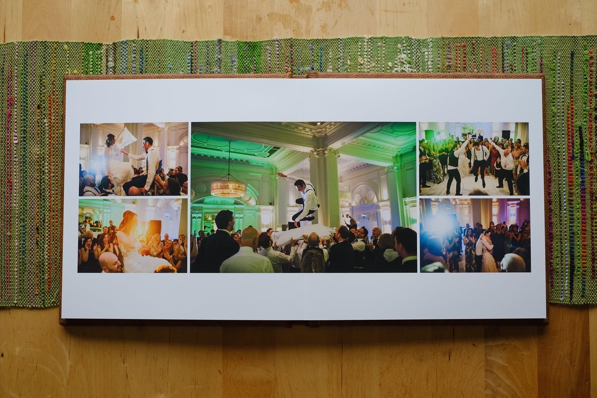 Folio Fine Art Wedding LandA 036 - For Couples | A beautiful wedding album from Folio Albums