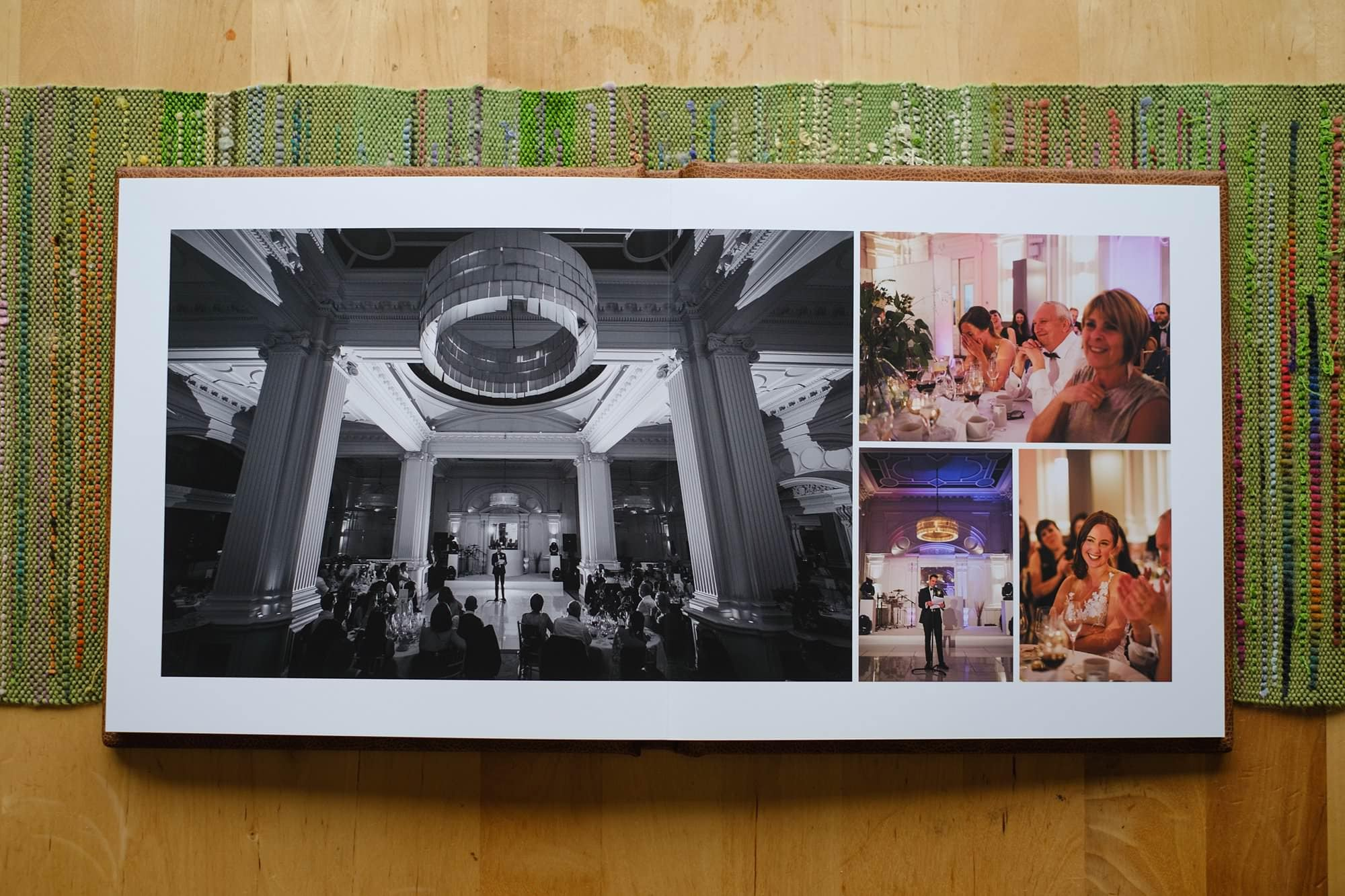 Folio Fine Art Wedding LandA 039 - For Couples | A beautiful wedding album from Folio Albums