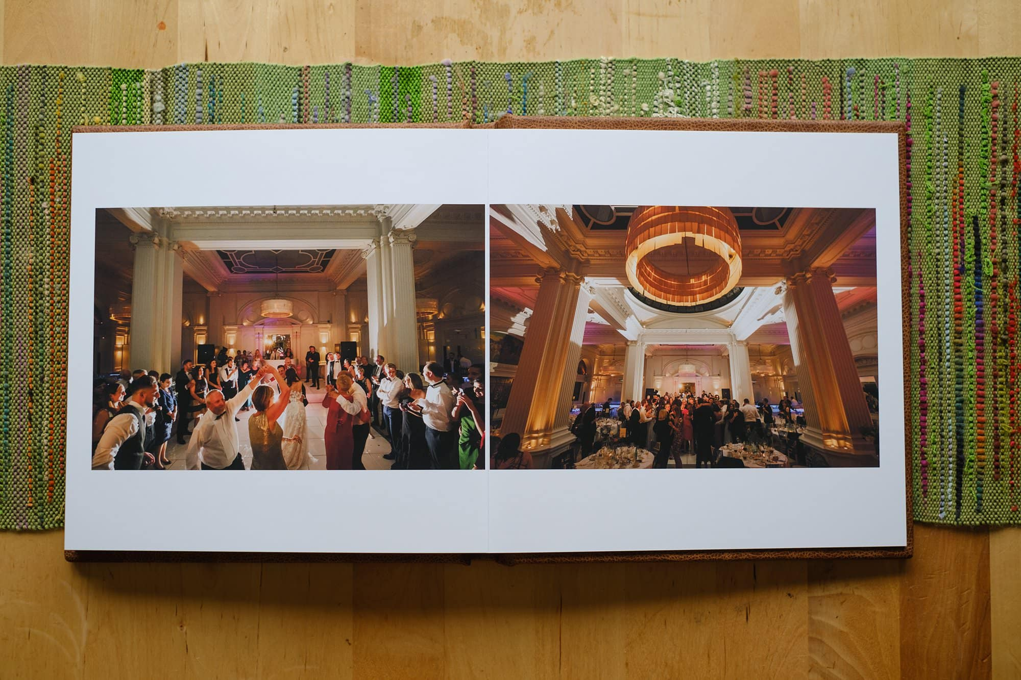 Folio Fine Art Wedding LandA 044 - For Couples | A beautiful wedding album from Folio Albums