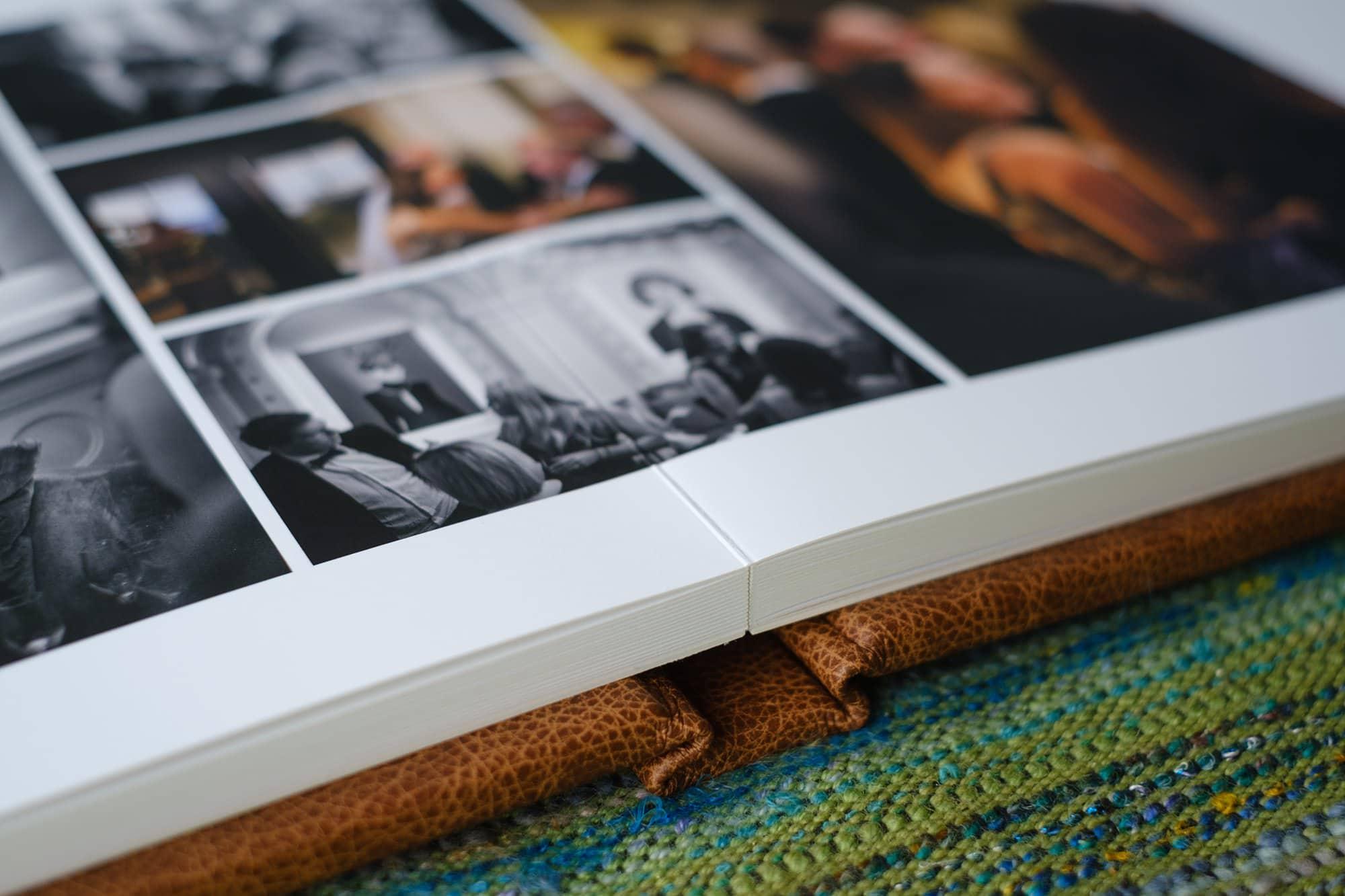 Folio Fine Art Wedding LandA 052 - For Couples | A beautiful wedding album from Folio Albums