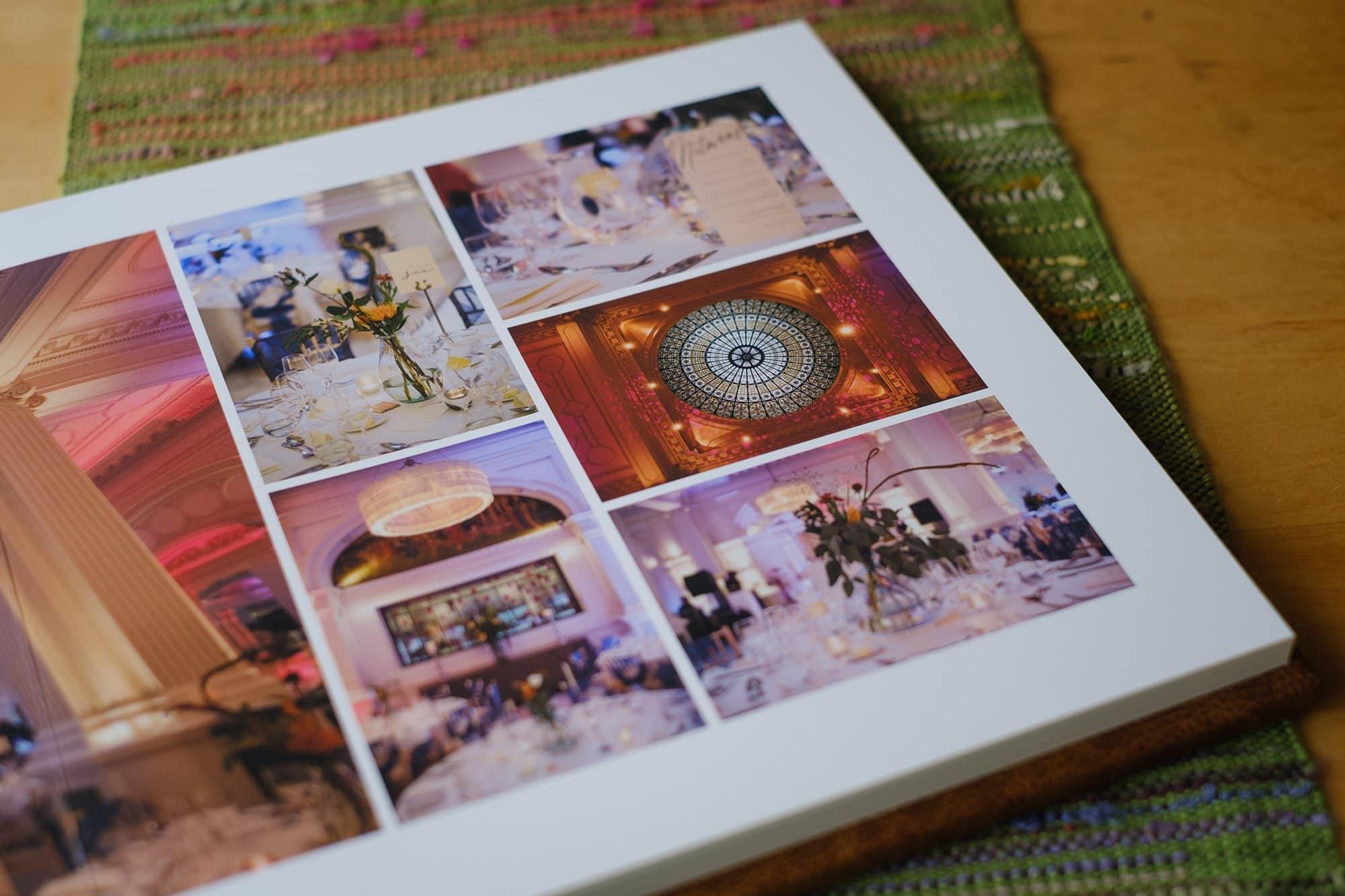 Folio Fine Art Wedding LandA 054 - For Couples | A beautiful wedding album from Folio Albums