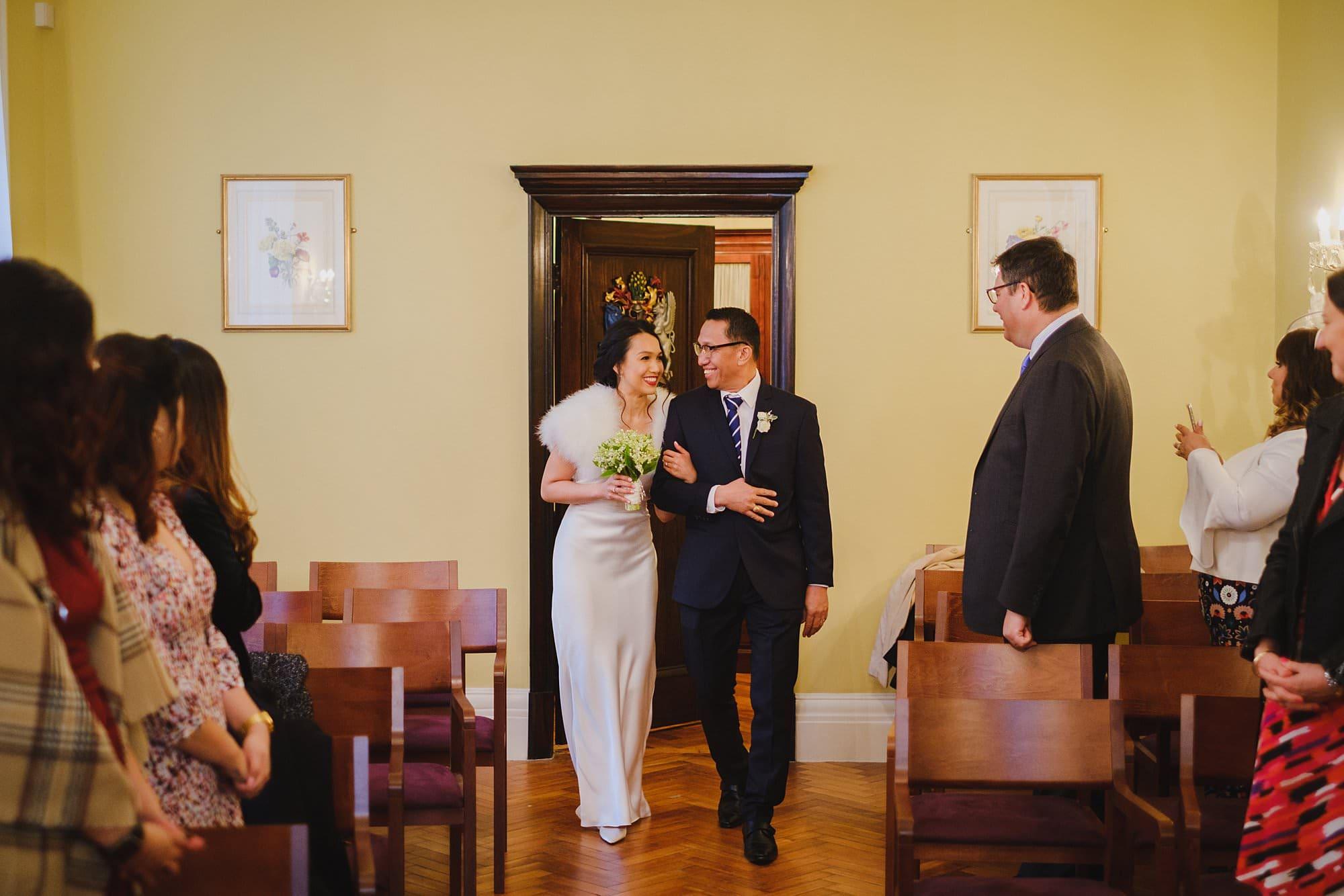 chelsea old town hall wedding photographer st 034 - Stephanie & Tim
