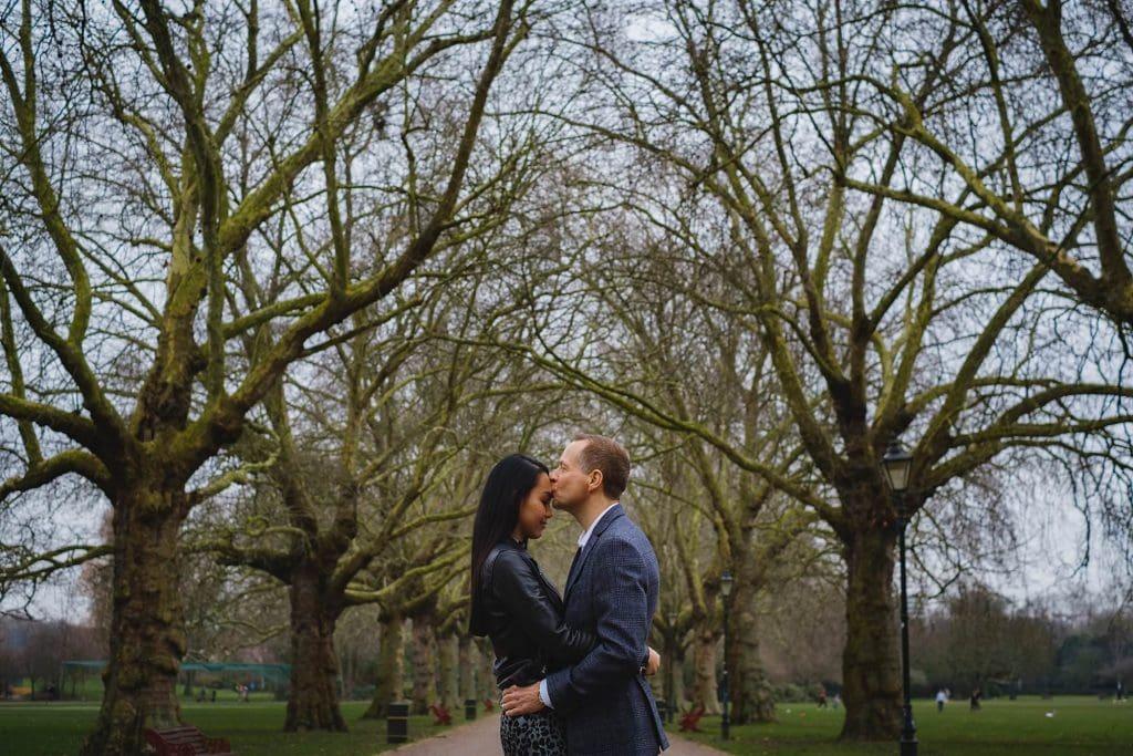 london engagement photographer battersea park st 023 1024x683 - London Engagement Photography