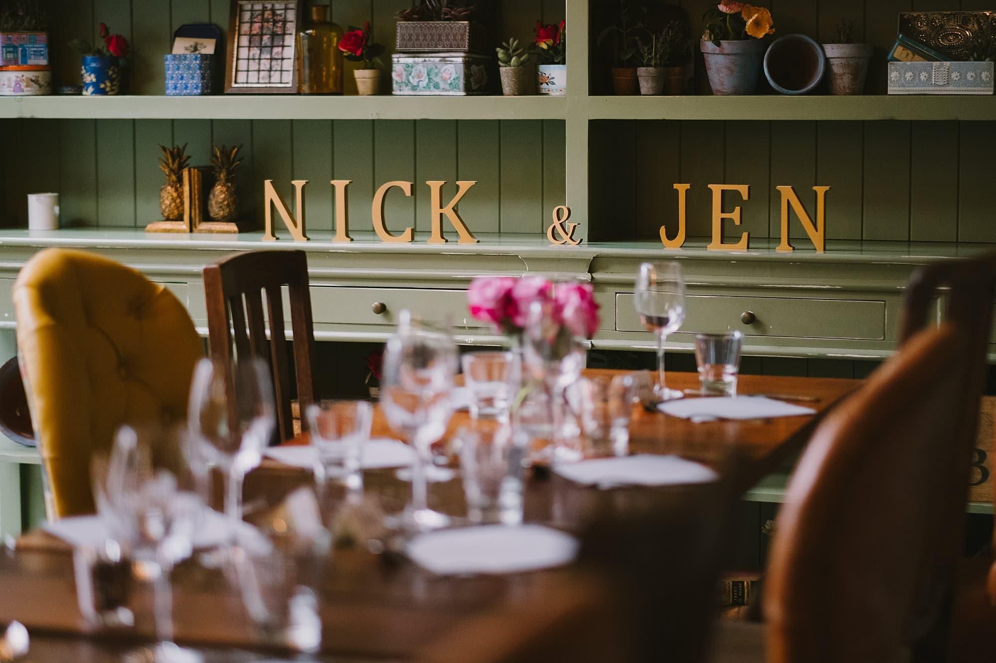 london pub wedding photographer jn 002 - The County Arms Wedding Photographer   Jen & Nick