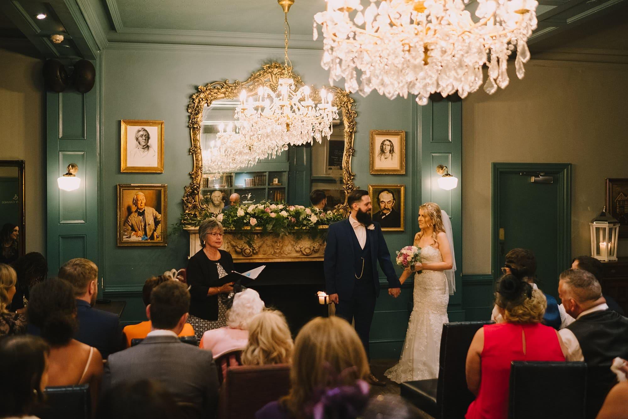 london pub wedding photographer jn 011 - The County Arms Wedding Photographer   Jen & Nick