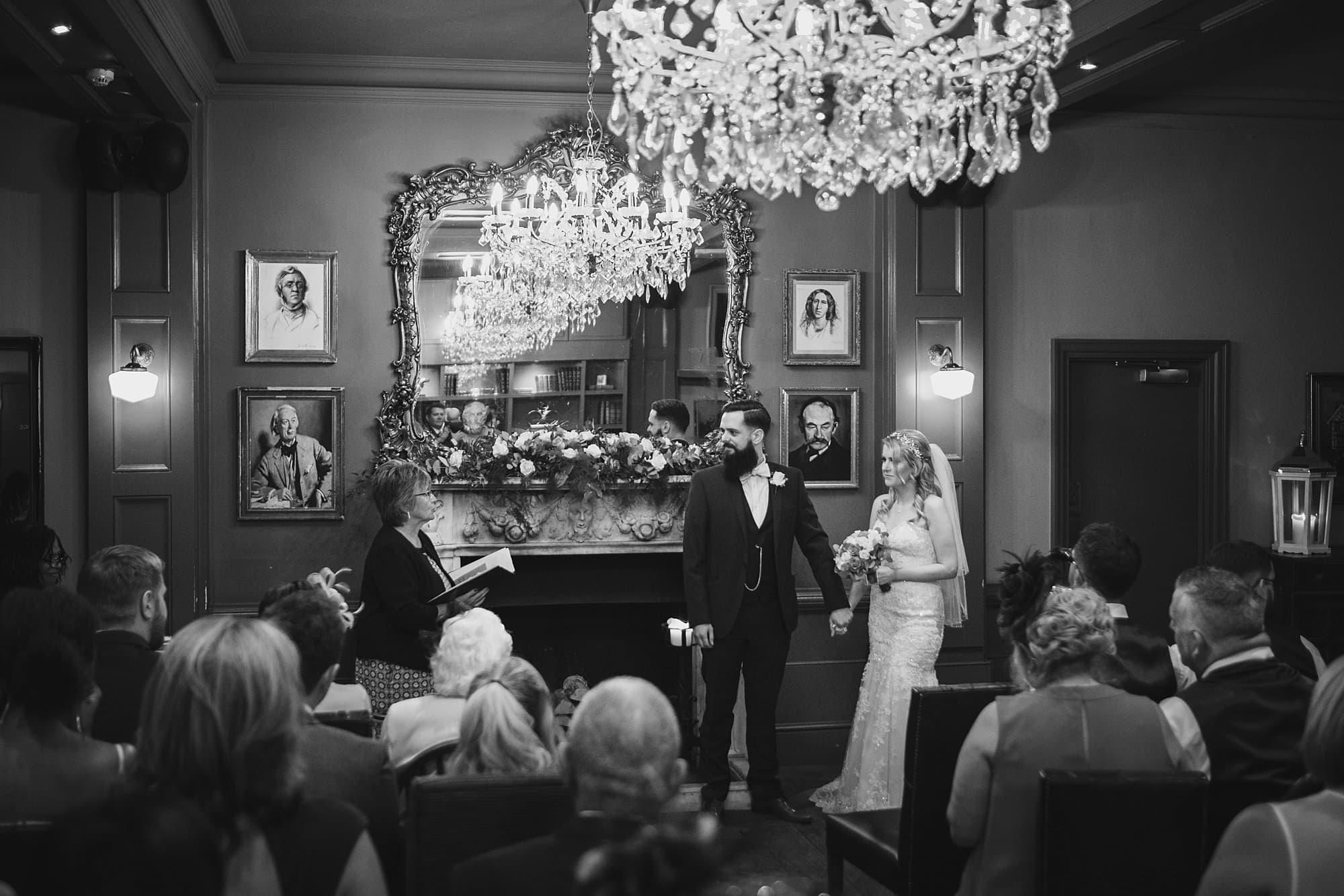 london pub wedding photographer jn 014 - The County Arms Wedding Photographer   Jen & Nick