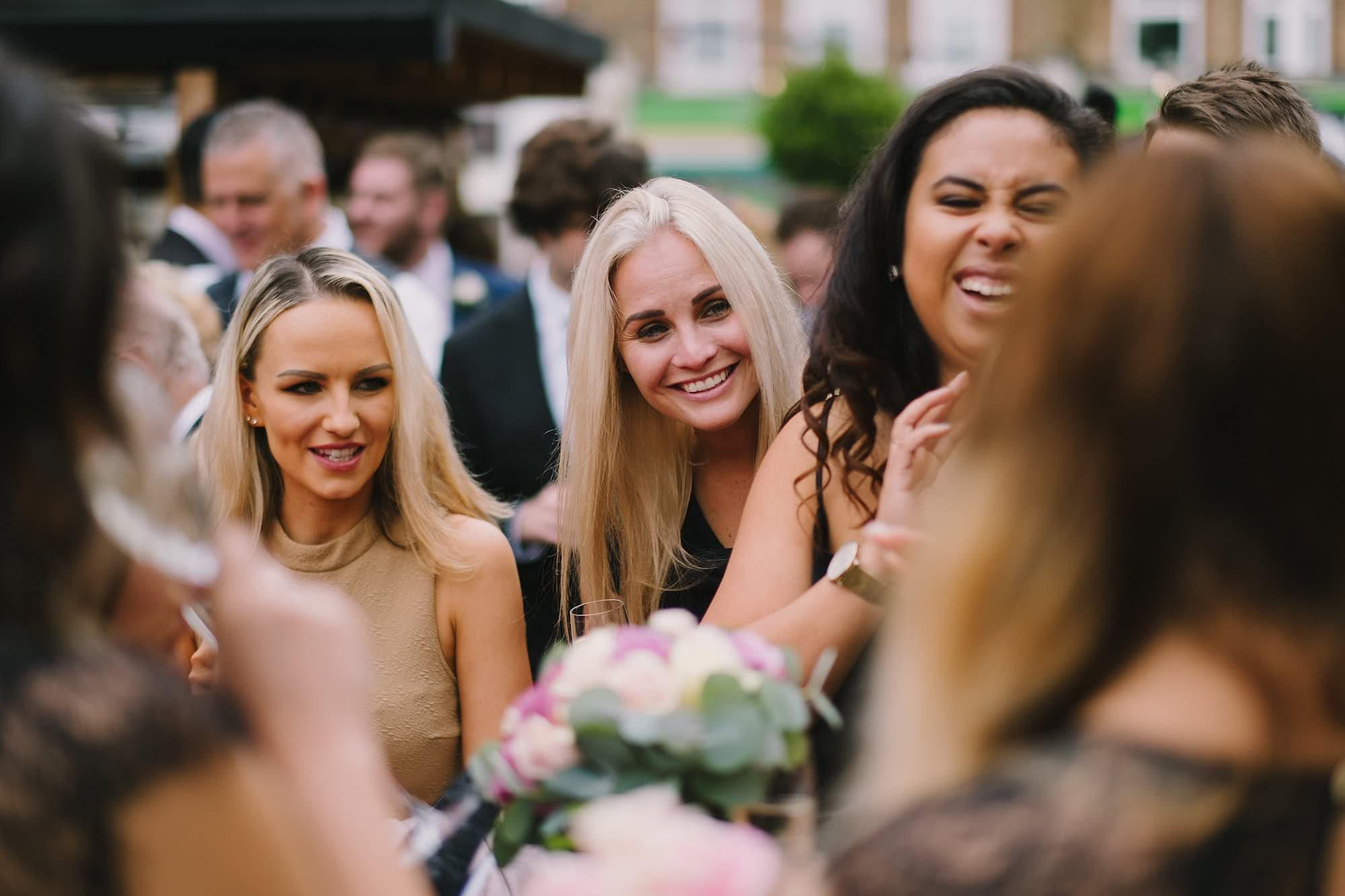 london pub wedding photographer jn 018 - The County Arms Wedding Photographer   Jen & Nick