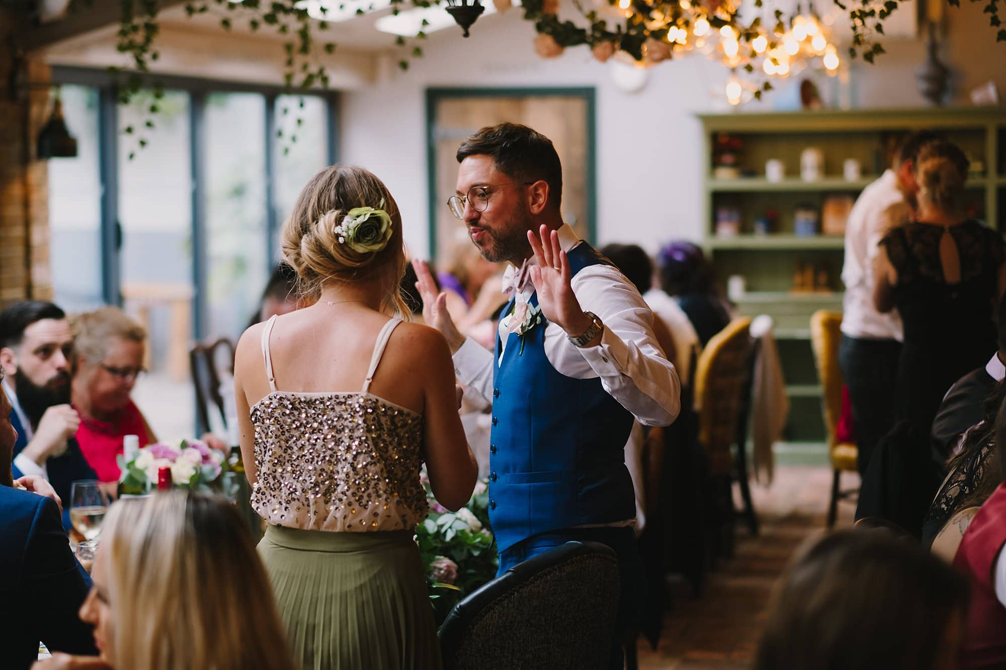 london pub wedding photographer jn 033 - The County Arms Wedding Photographer   Jen & Nick