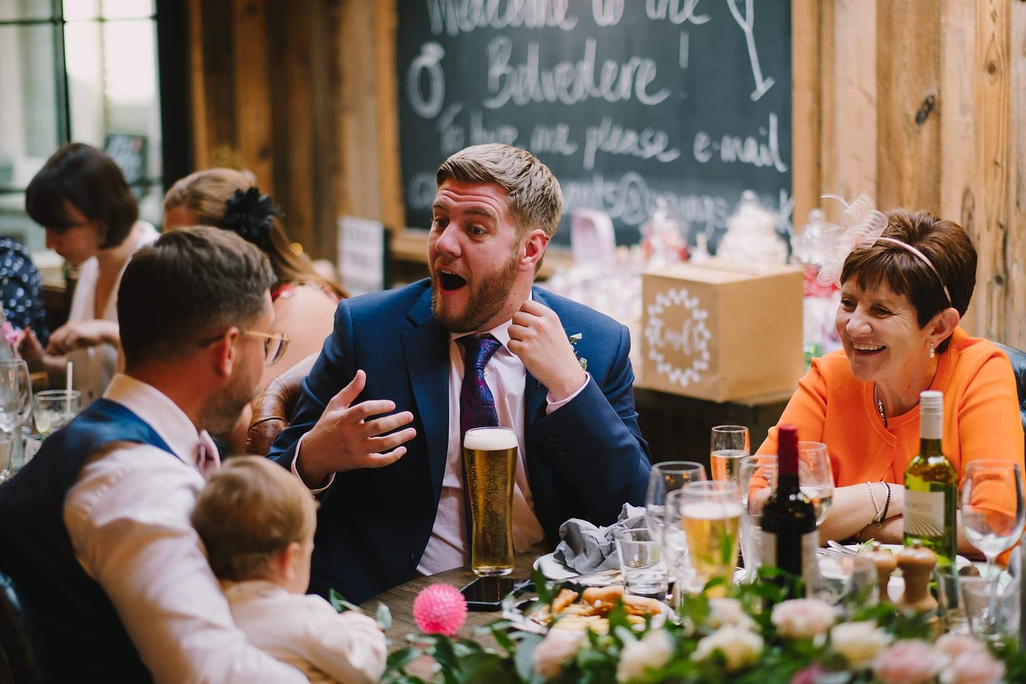 london pub wedding photographer jn 035 - The County Arms Wedding Photographer   Jen & Nick