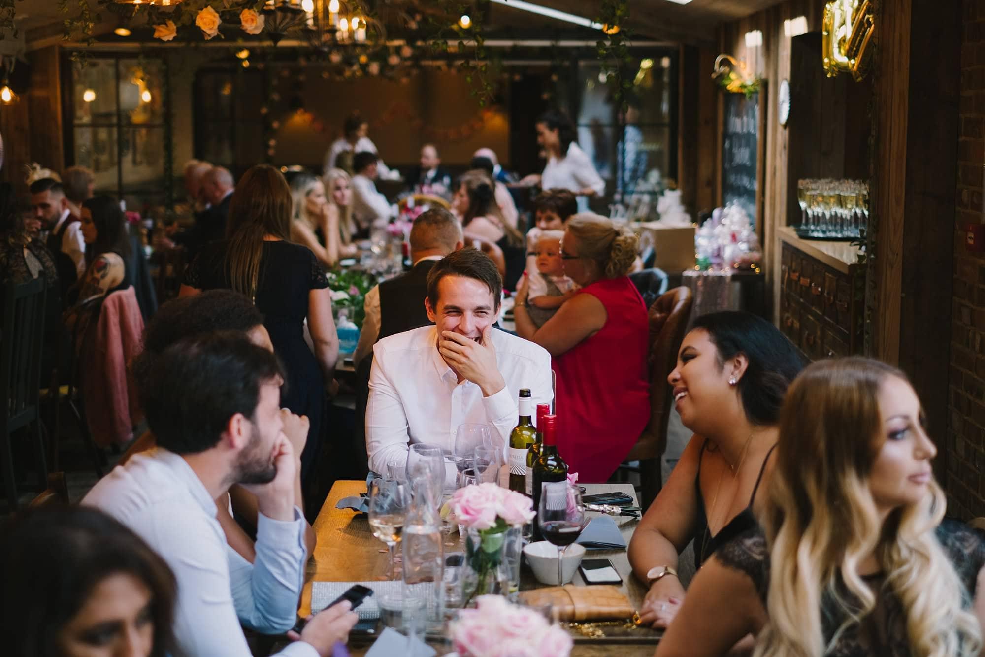 london pub wedding photographer jn 042 - The County Arms Wedding Photographer   Jen & Nick