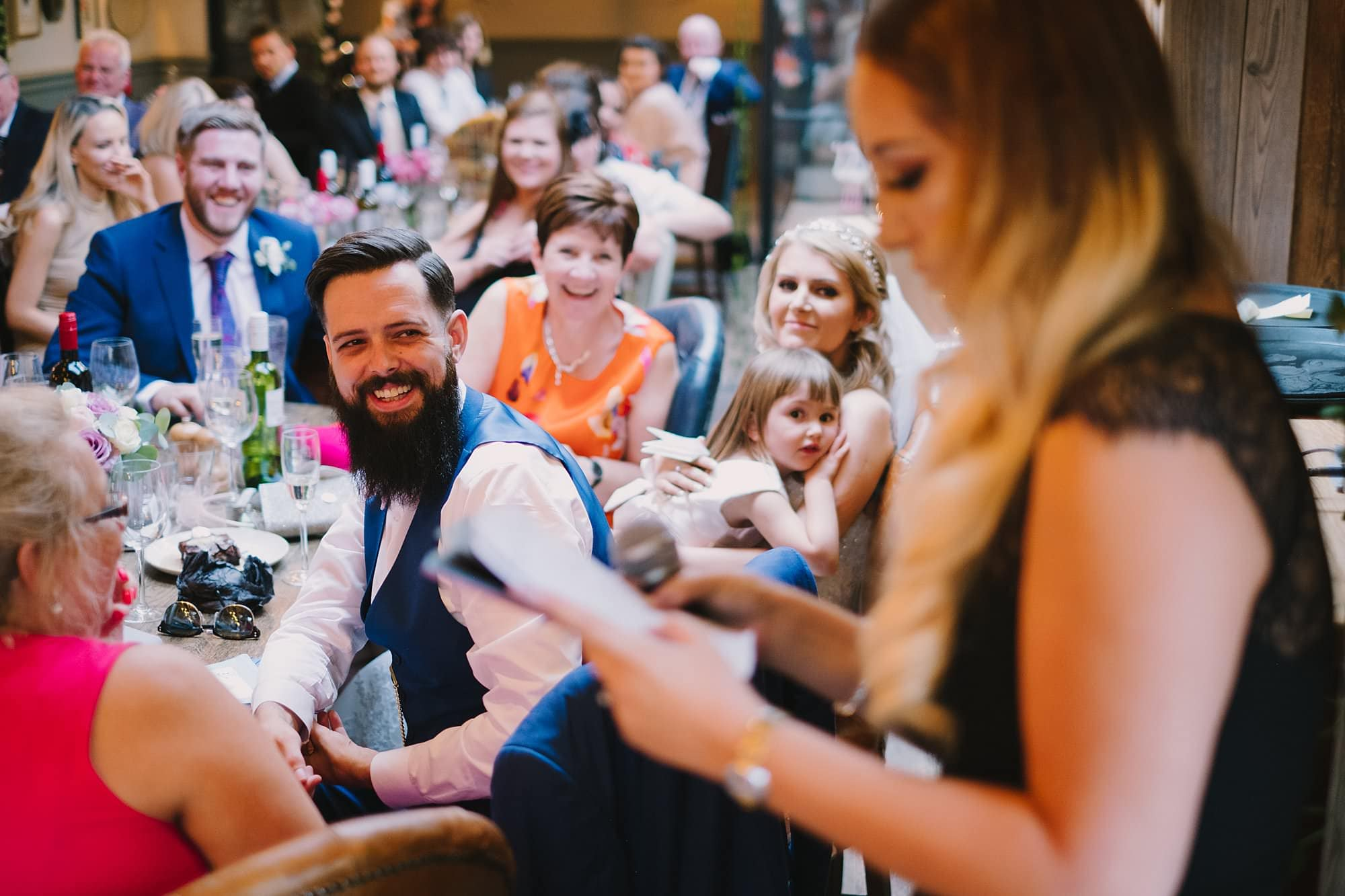 london pub wedding photographer jn 051 - The County Arms Wedding Photographer   Jen & Nick