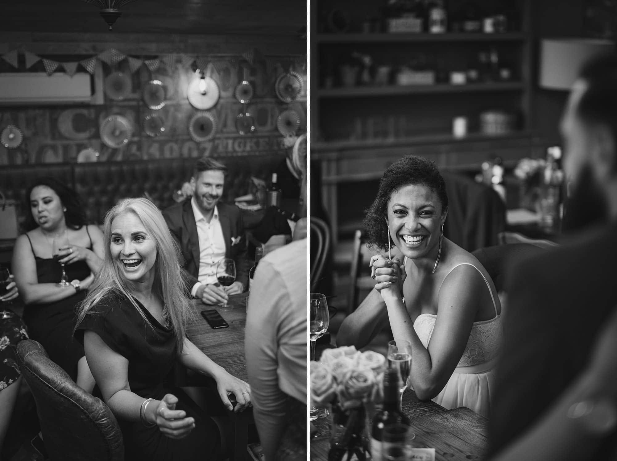london pub wedding photographer jn 076 - The County Arms Wedding Photographer   Jen & Nick