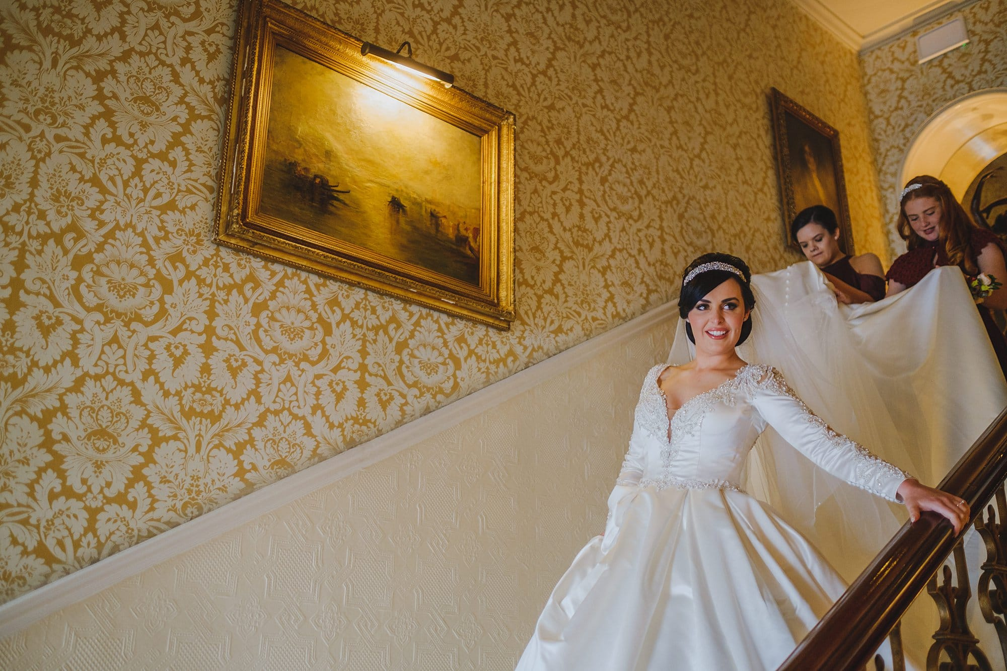 strawberry hill house wedding photographer cc 020 - Strawberry Hill House Wedding Photographer | Charlotte + Cristiano