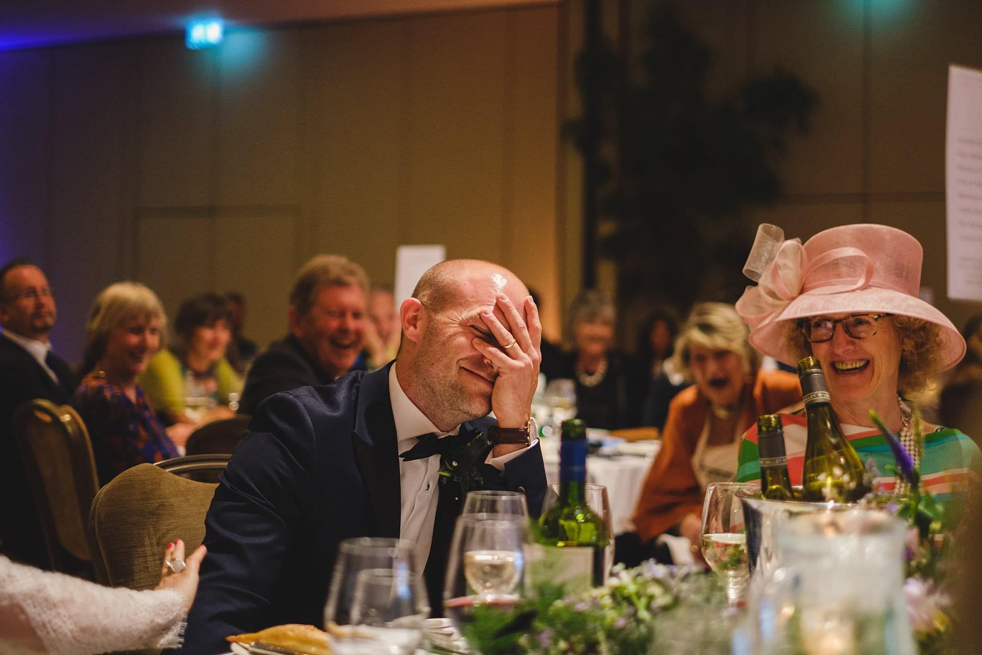 speeches at a hurlingham club wedding