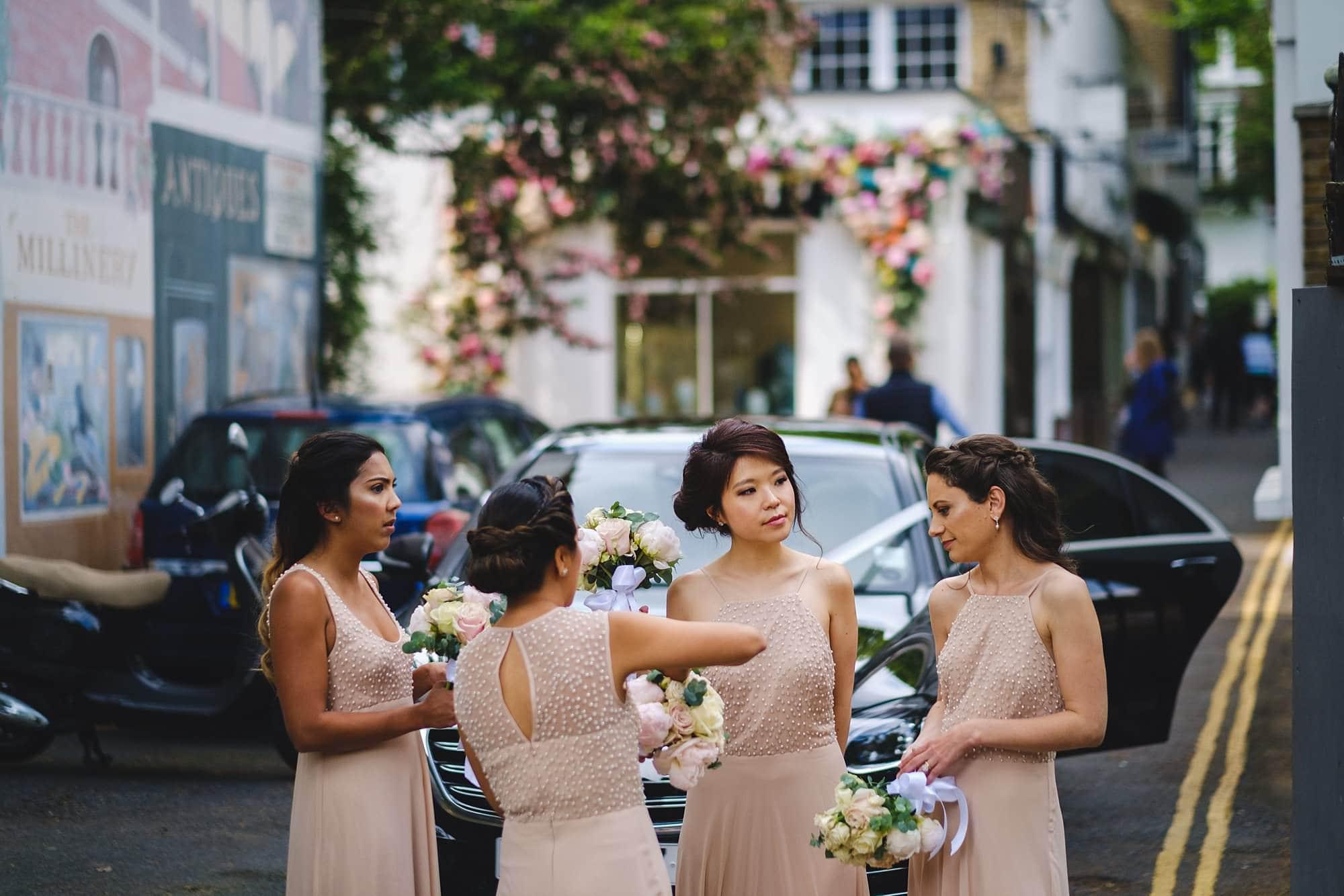 london wedding photographer cavalry guards club 017 - Charissa + Charles   Cavalry & Guards Club Wedding Photography