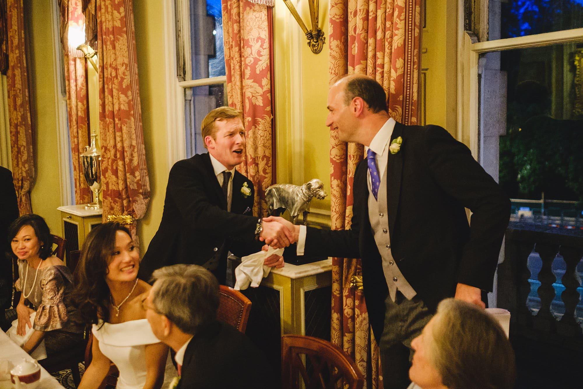 london wedding photographer cavalry guards club 066 - Charissa + Charles   Cavalry & Guards Club Wedding Photography