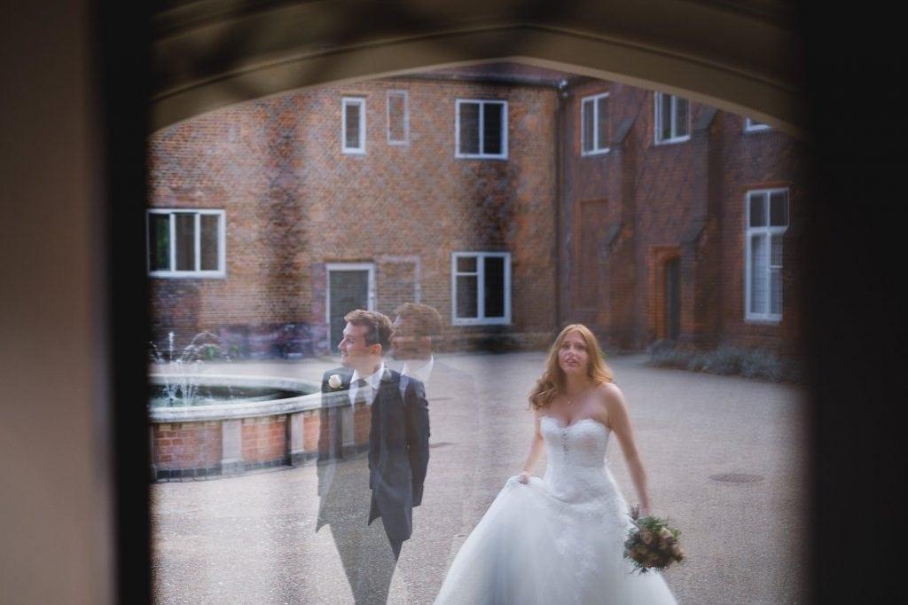 fulham palace wedding photographer vk 071 1024x682 - Victoria + Kristian   Fulham