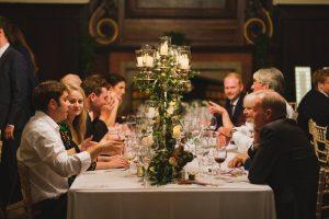 a fulham palace wedding reception