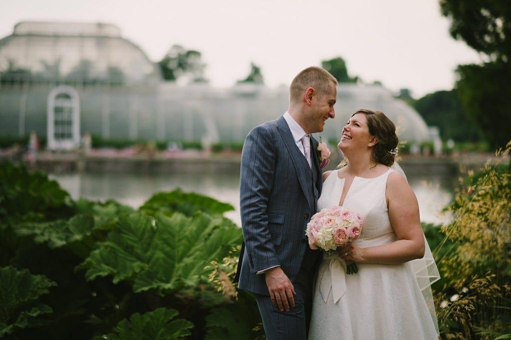 kew gardens wedding photographer hj 44 1024x682 - Hannah + Joe   Kew Gardens Wedding Photography