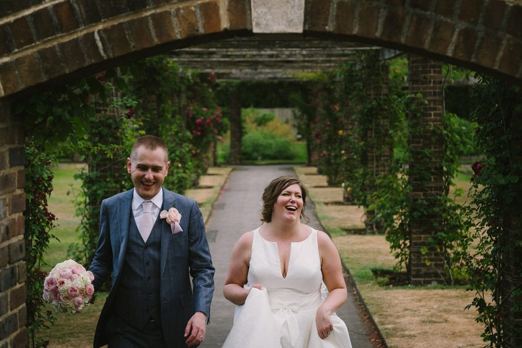 kew gardens wedding photographer hj 46 1024x683 - Hannah + Joe   Kew Gardens Wedding Photography