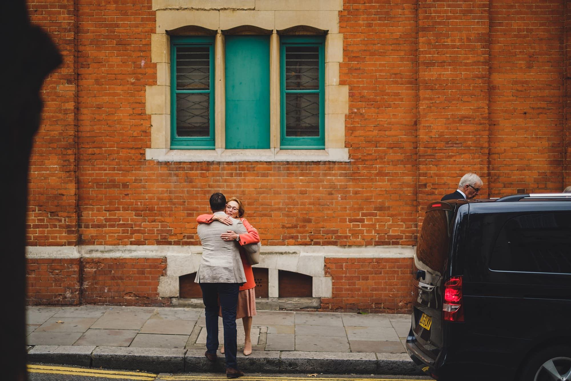 chelsea old town hall wedding photographer te 022 - Tara + Ed
