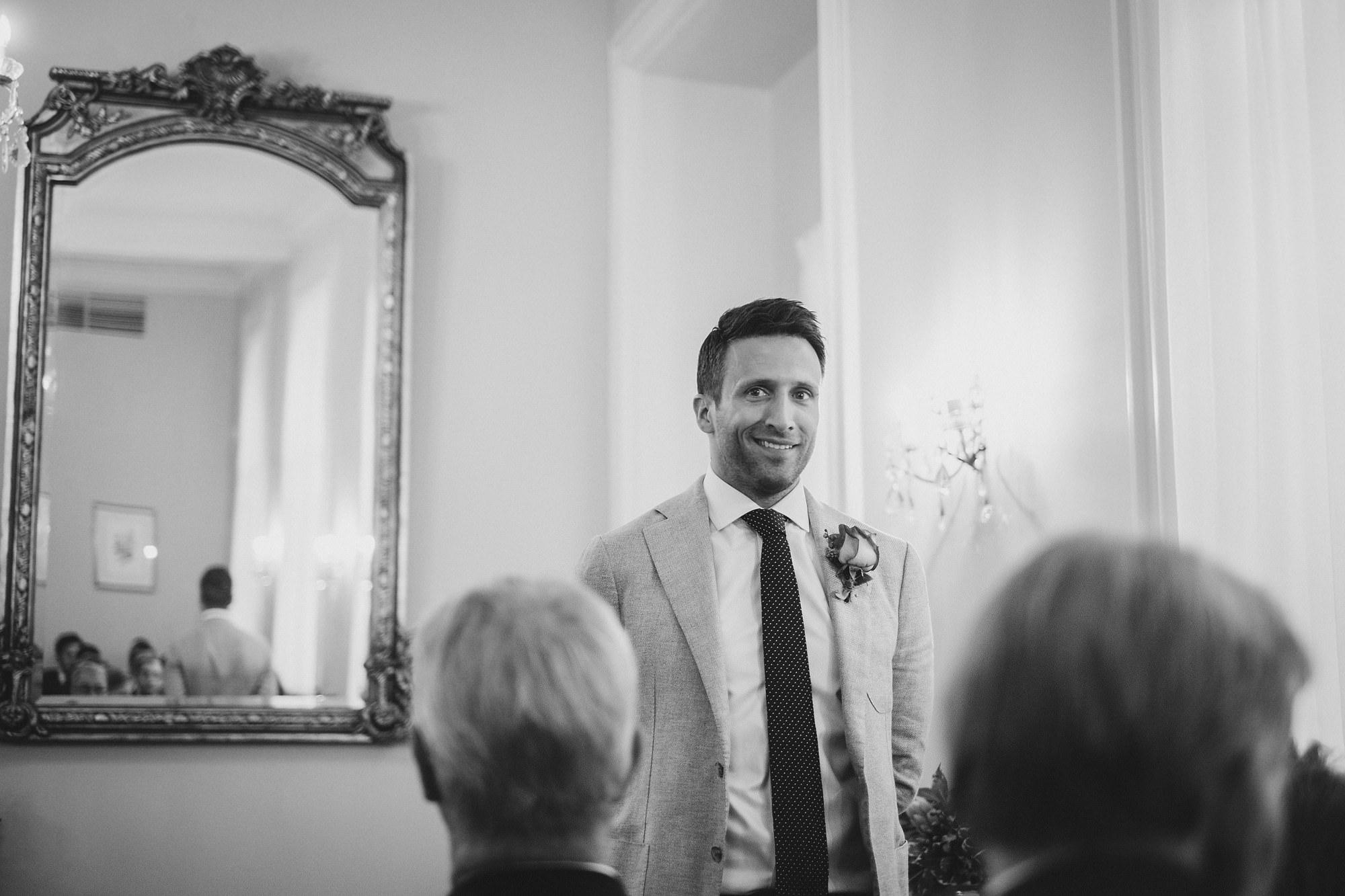 chelsea old town hall wedding photographer te 042 - Tara + Ed