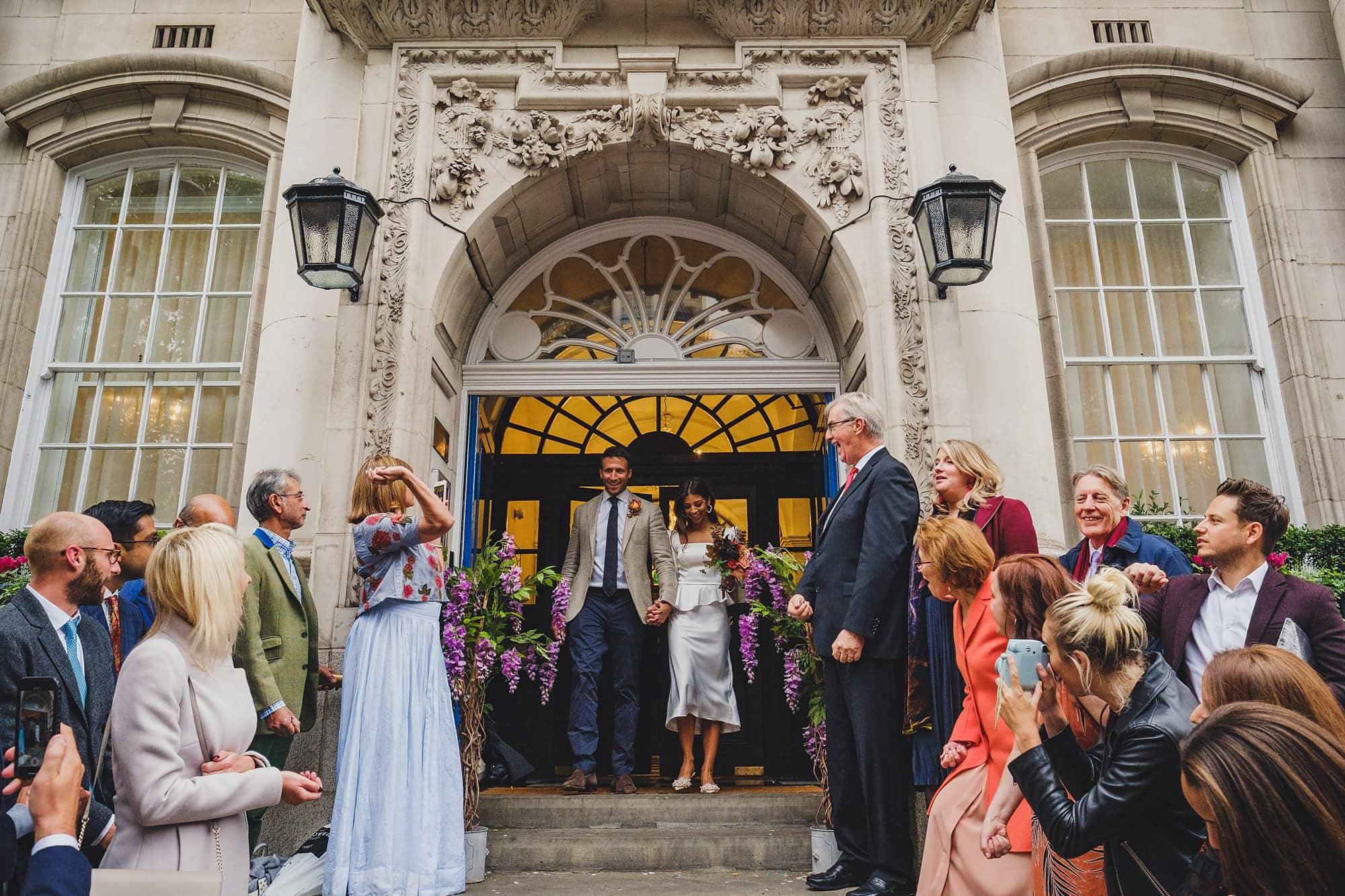chelsea old town hall wedding photographer te 064 - Tara + Ed