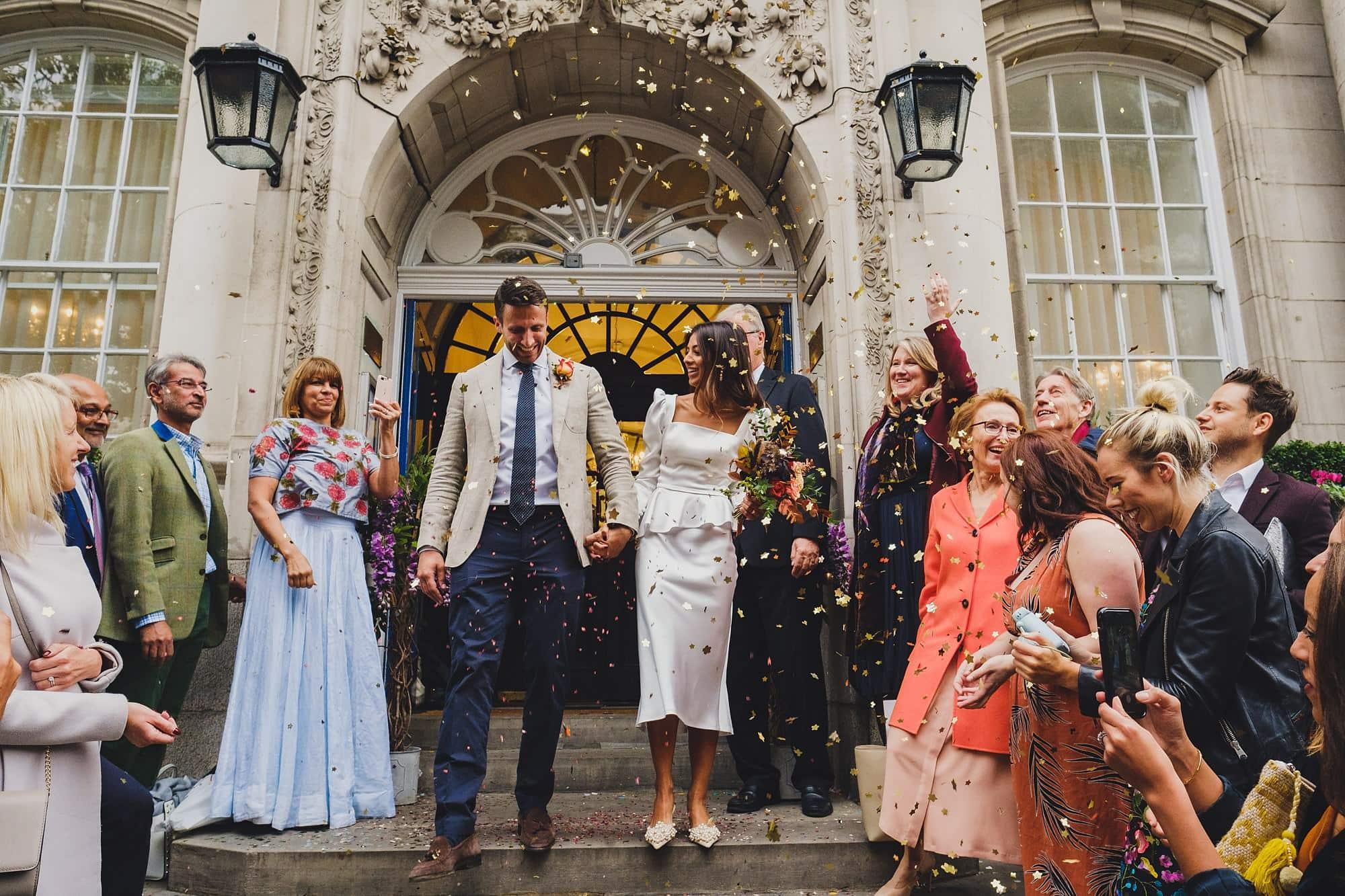chelsea old town hall wedding photographer te 066 - Tara + Ed