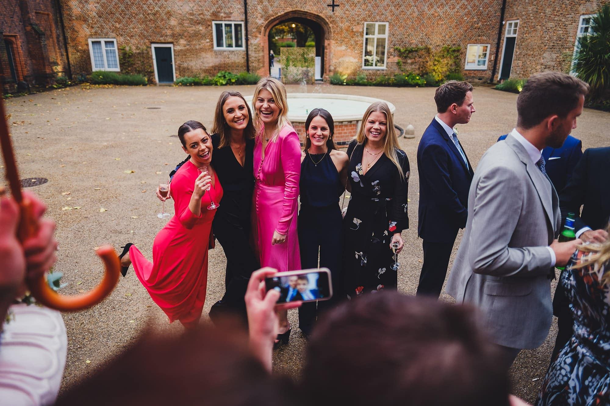 fulham palace wedding photographer ok 063 - Olivia + Kyle
