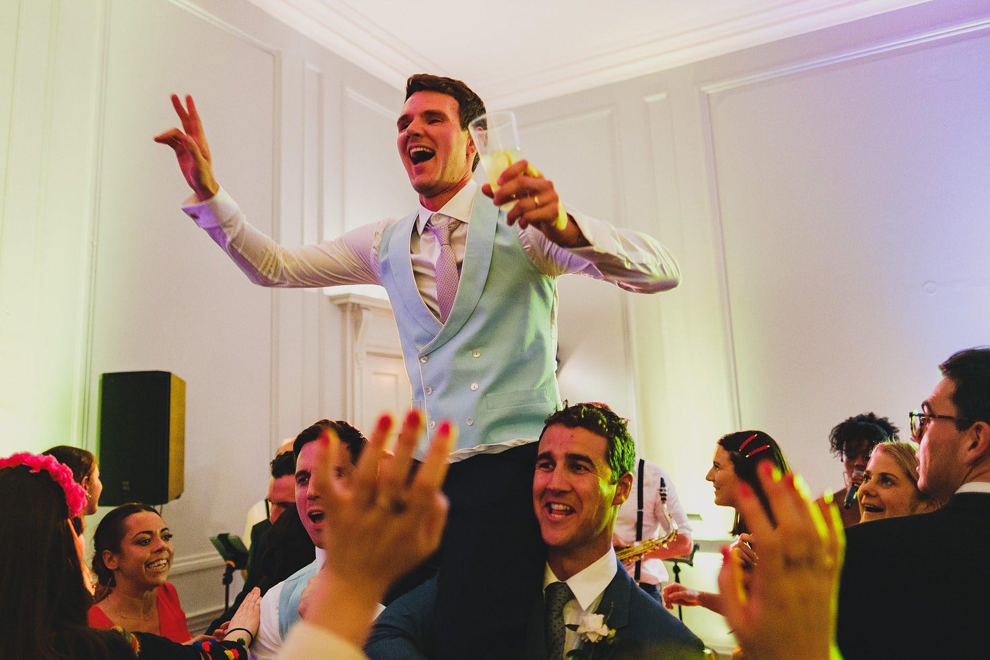 fulham palace wedding photographer ok 099 - Olivia + Kyle