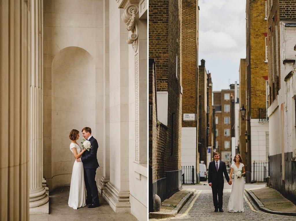 old marylebone town hall wedding photographer emma tom 001 spsav 1024x765 - Emma + Tom