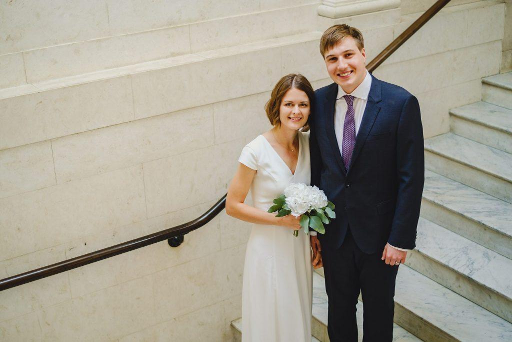 old marylebone town hall wedding photographer emma tom 025 spsav 1024x683 - Emma + Tom